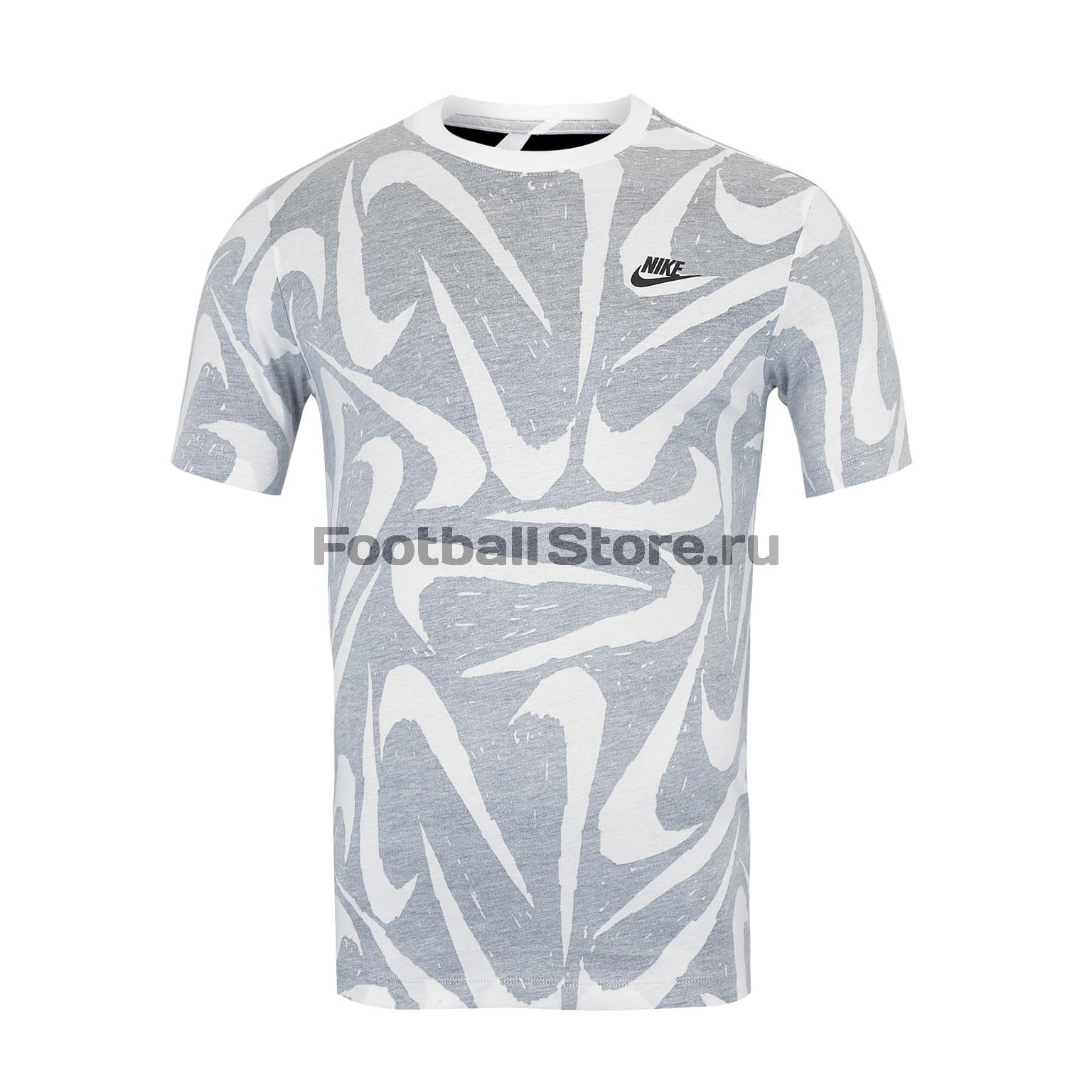 Футболка Nike Hand Drawn Aop Tee CK2375-010