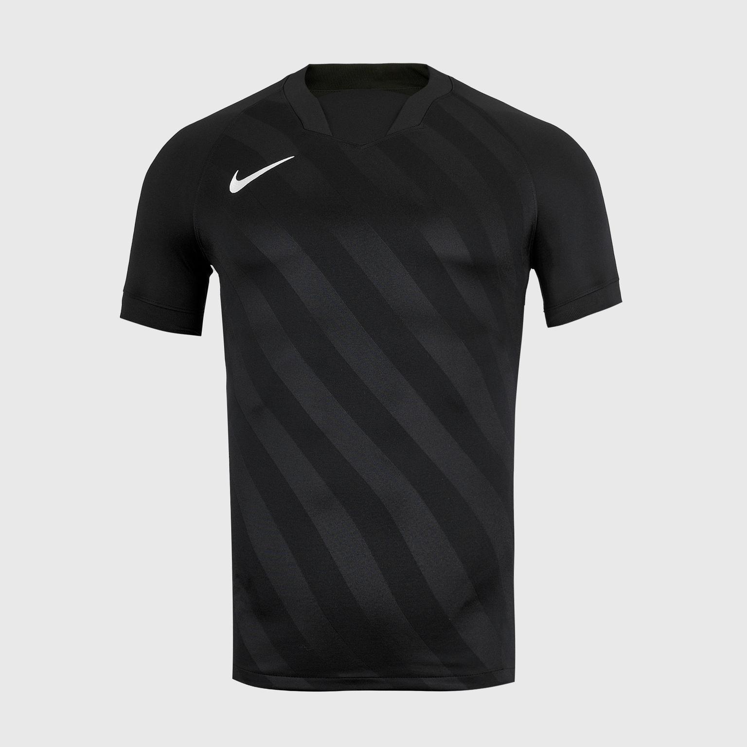 Футболка игровая Nike Dry Challenge III BV6703-010 футболка подростковая nike neymar dry top cd2228 010