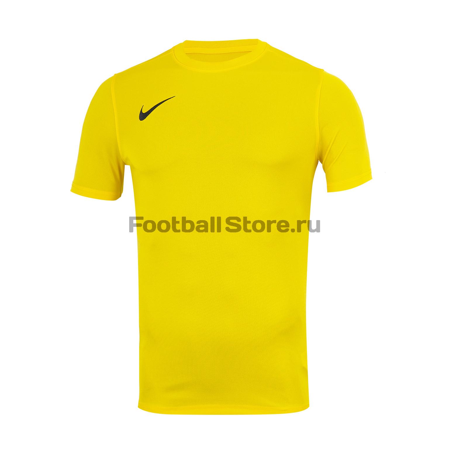 Футболка игровая Nike Dry Park VII BV6708-719 цена и фото