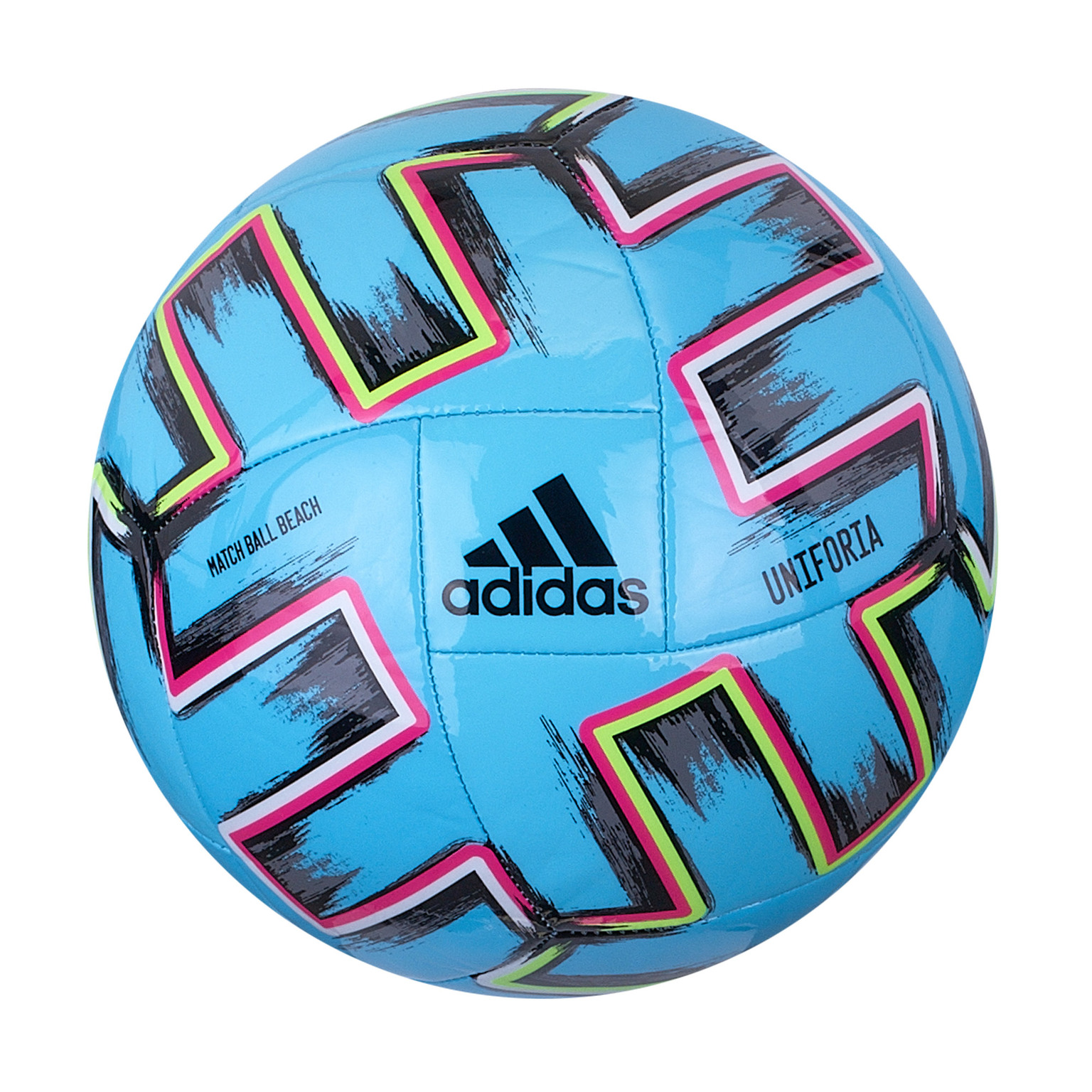 Мяч для пляжного футбола Adidas Uniforia FH7347 мяч для американского футбола wilson nfl extreme f1645x