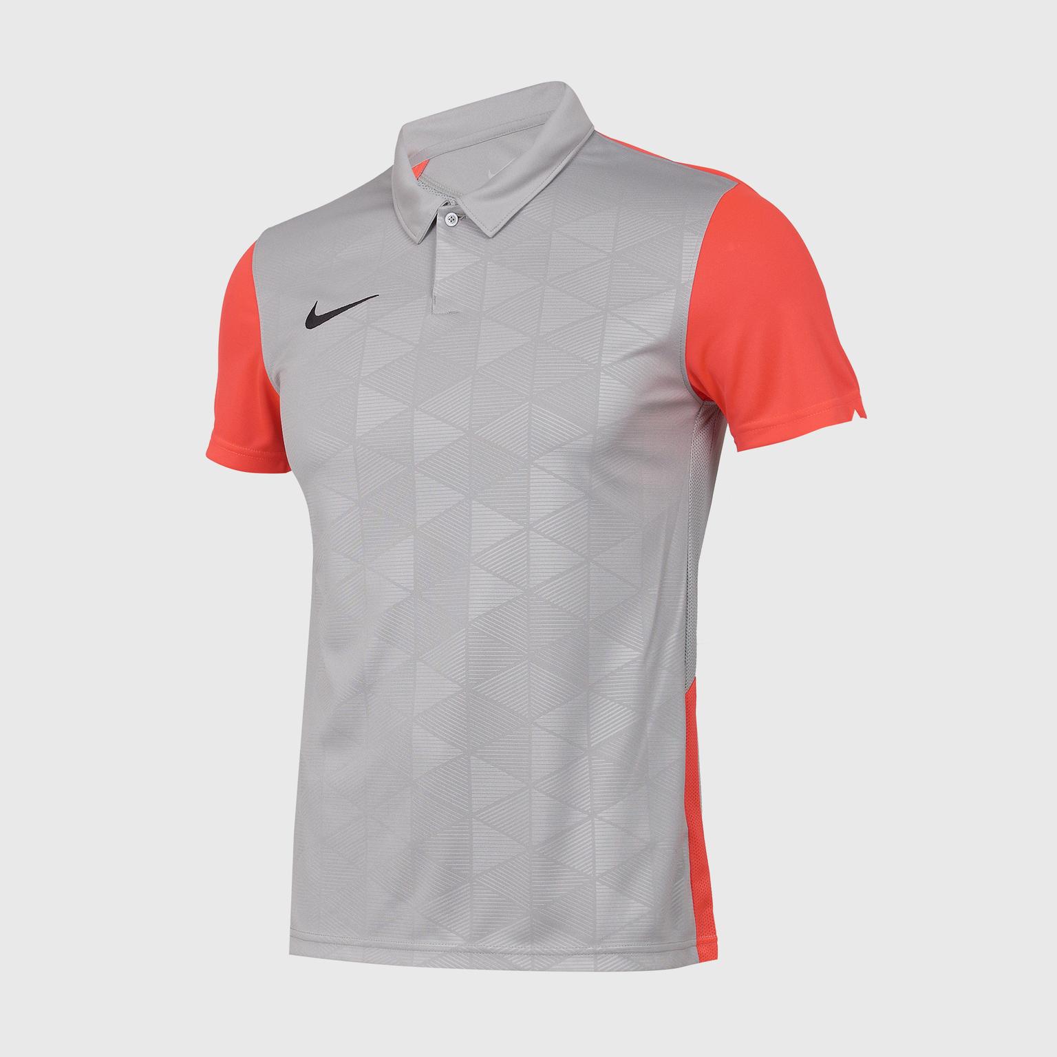 Футболка игровая Nike Trophy IV BV6725-053 футболка игровая nike trophy iv bv6725 413
