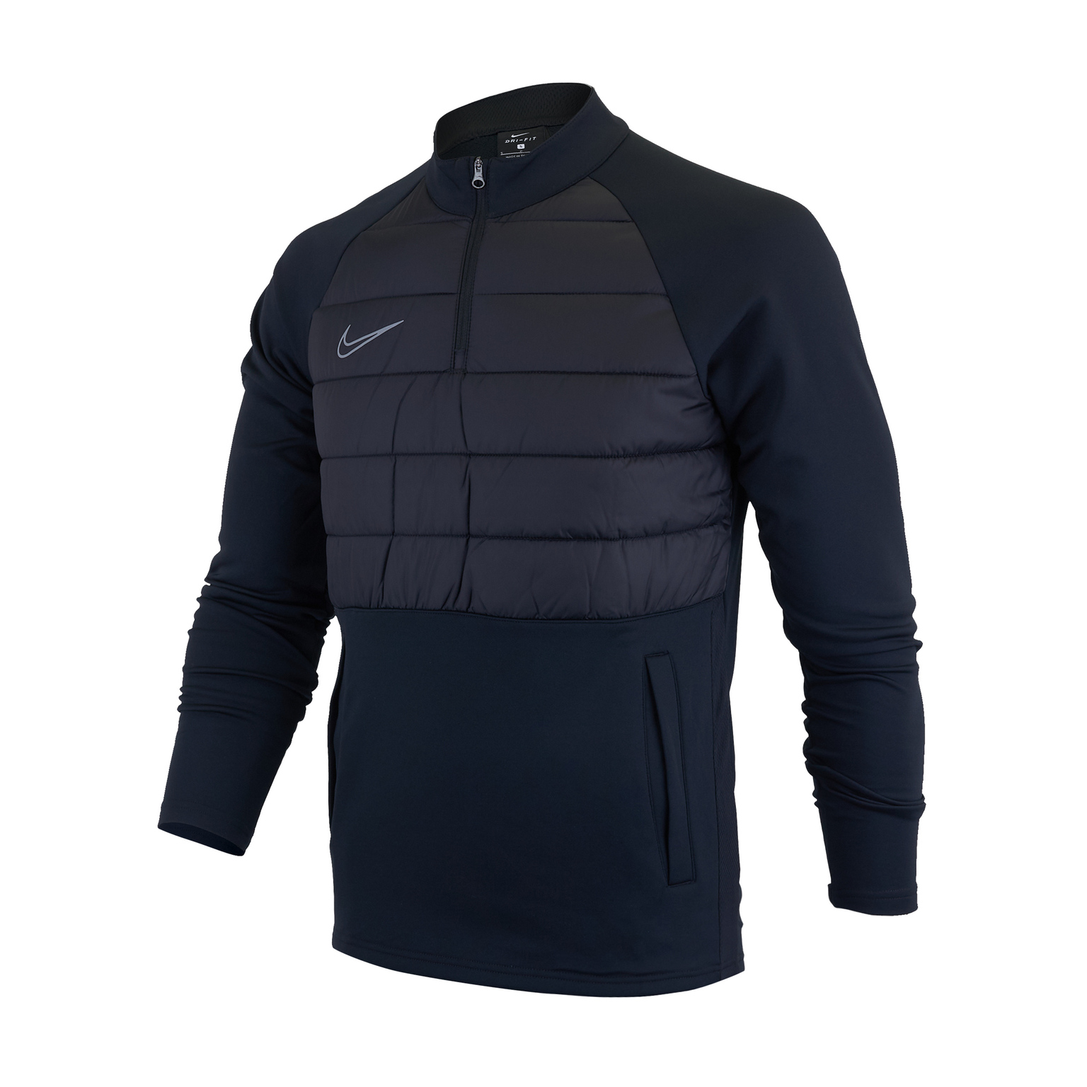 Свитер тренировочный Nike Dry Pad Dril Top BQ7473-010
