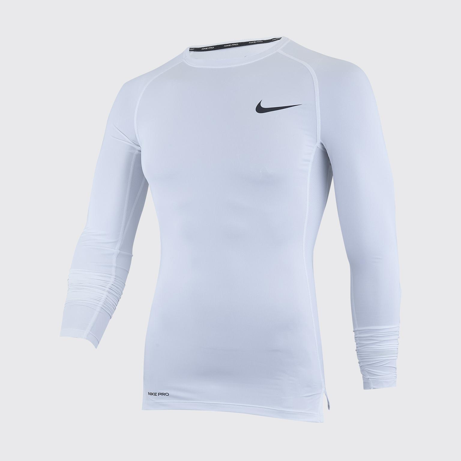 Белье футболка Nike Top Tight BV5588-100