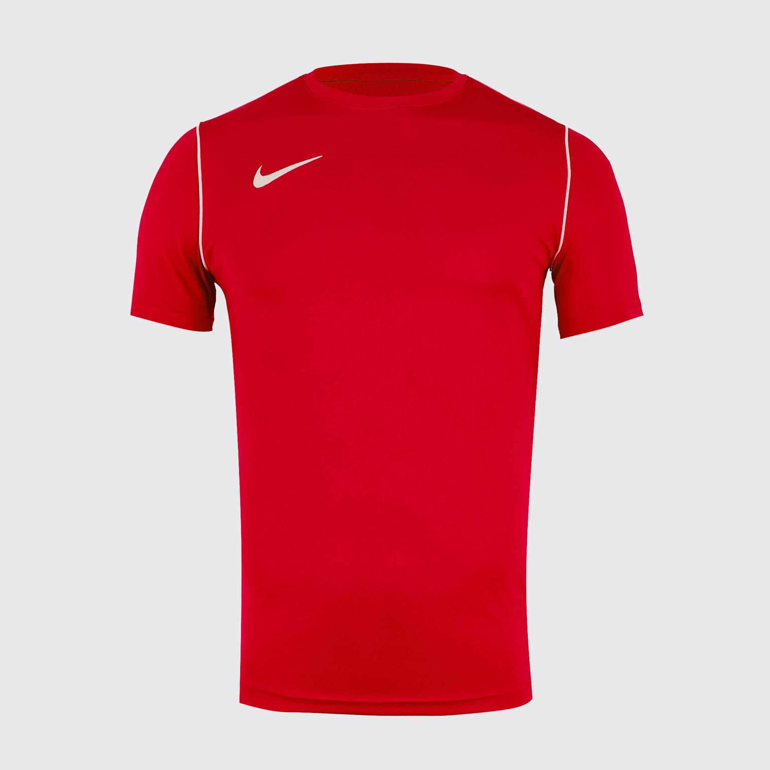 Футболка игровая Nike Dry Park20 BV6883-657 куртка спортивная nike guild 550 jacket 693529 657