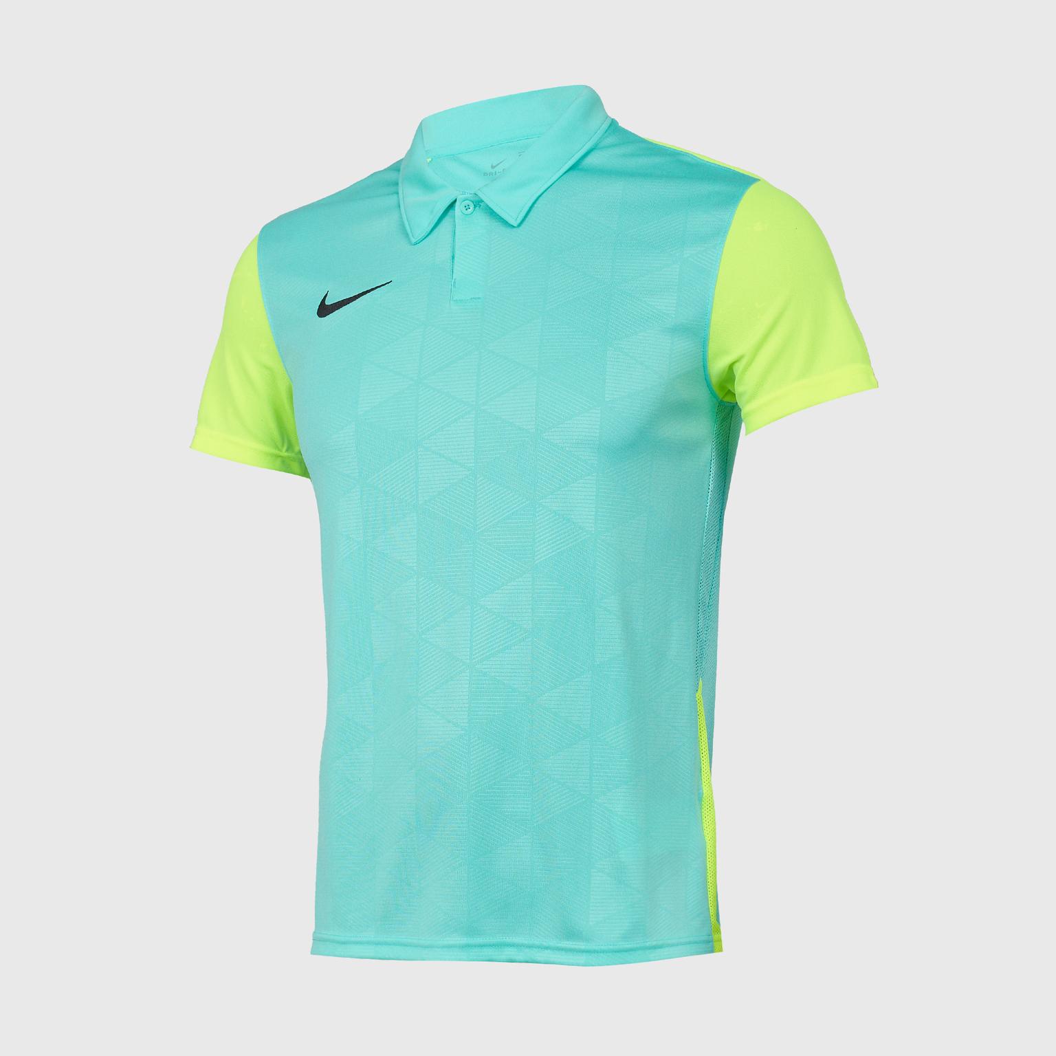 Футболка игровая Nike Trophy IV BV6725-354 футболка игровая nike trophy iv bv6725 413