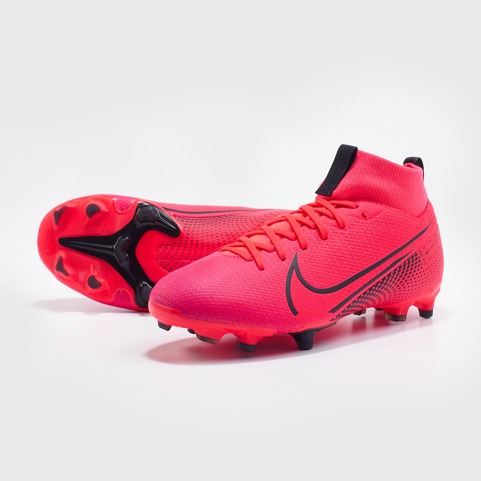 Бутсы детские Nike Superfly 7 Academy FG/MG AT8120-606 бутсы nike superfly 6 club fg mg ah7363 001