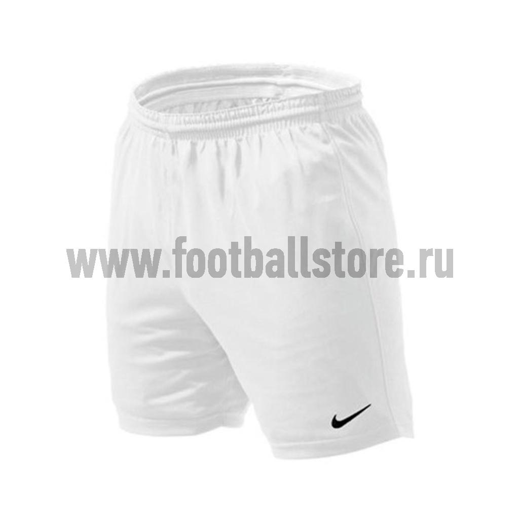 Игровая форма Nike Шорты Nike Park knit short jr б/п