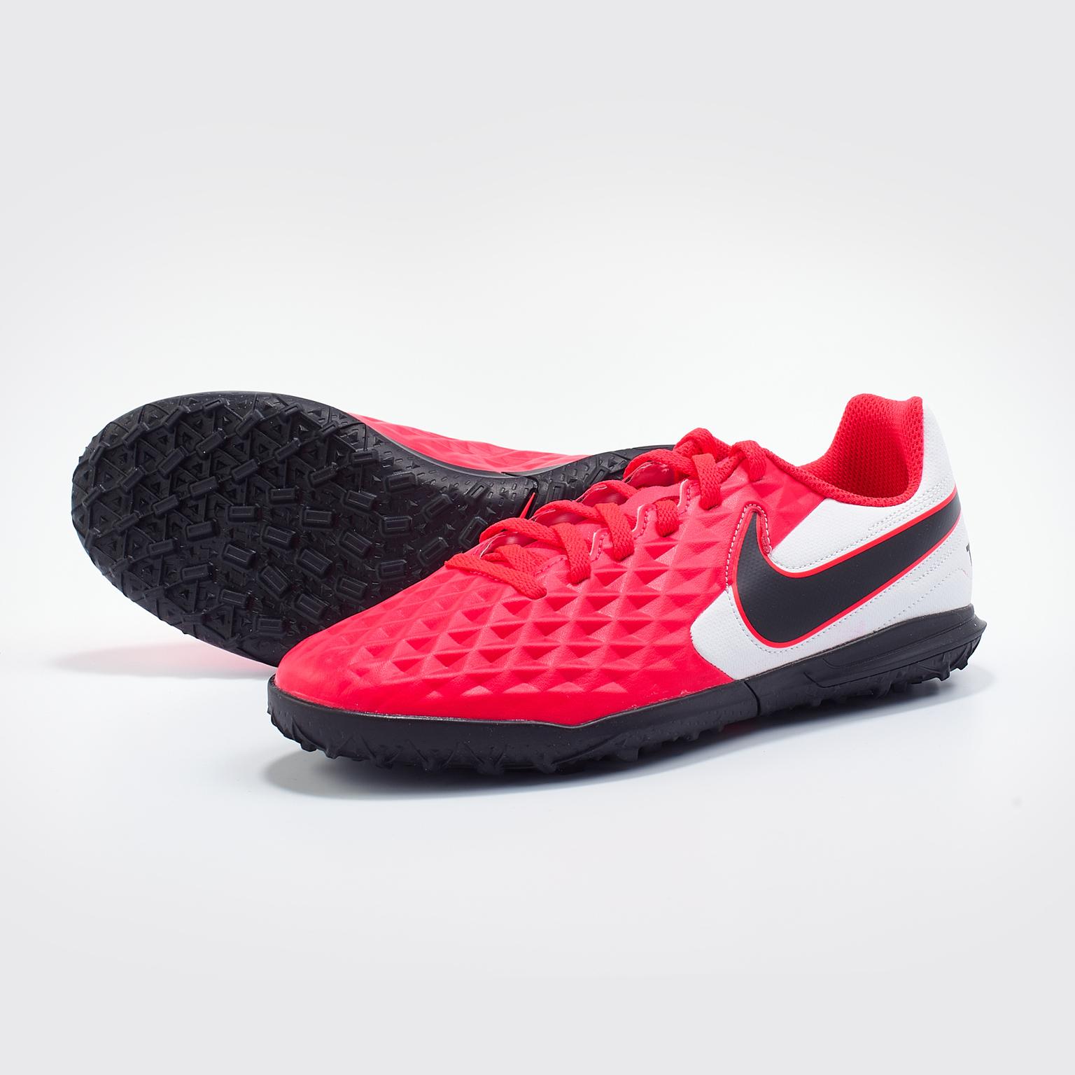 Шиповки детские Nike Legend 8 Club TF AT5883-606 шиповки детские nike legend 8 academy tf at5736 606