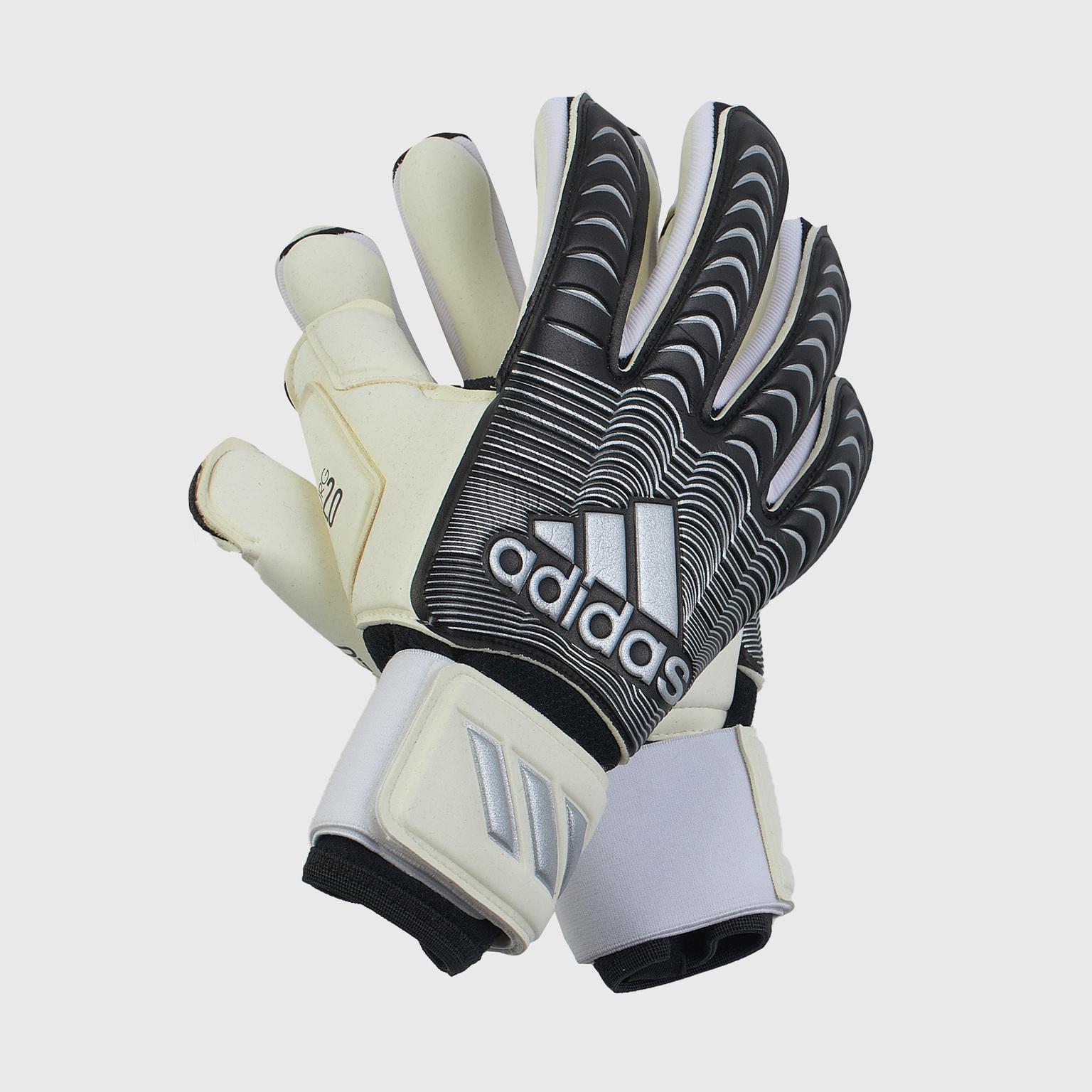 Перчатки вратарские Adidas Classic Pro FH7301 перчатки вратарские alphakeepers pro roll extreme p5 1465 010