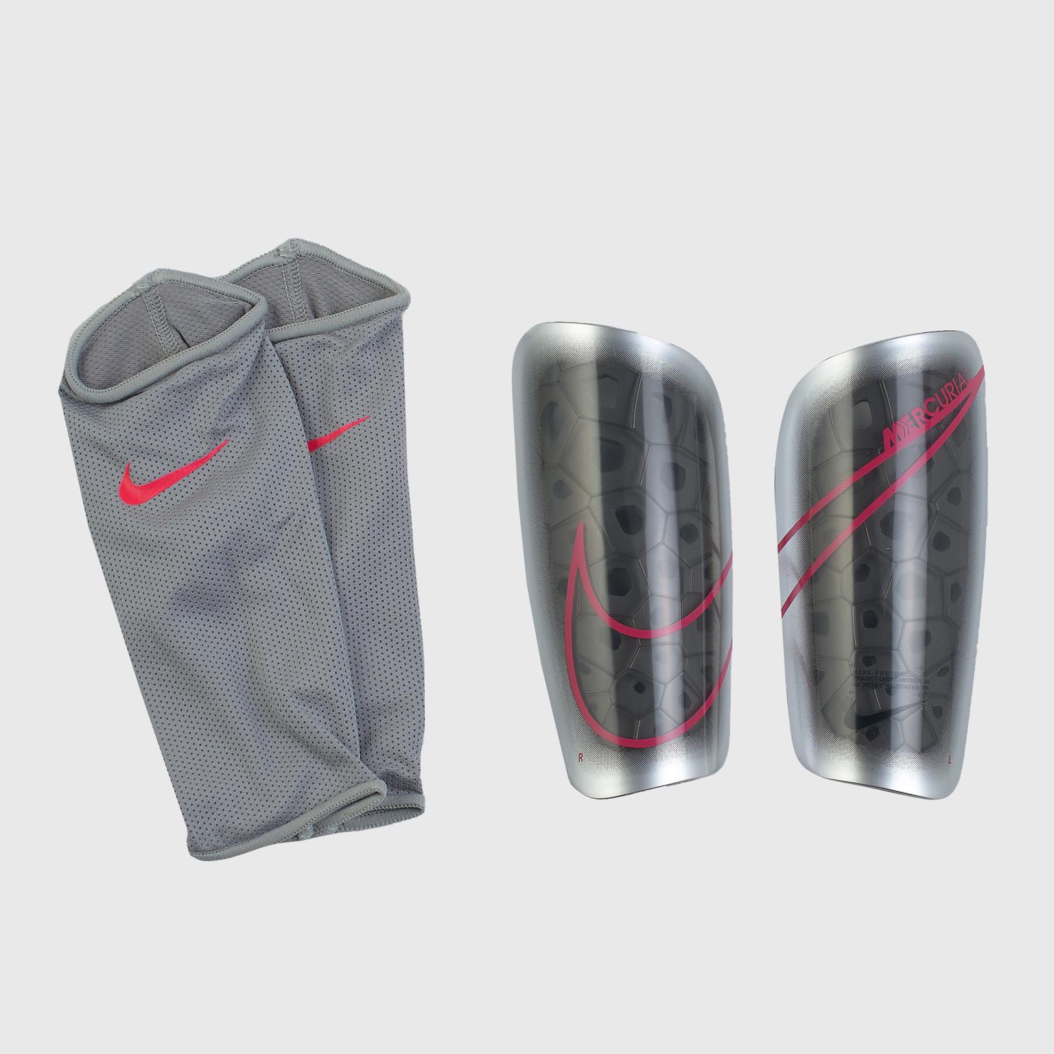 Щитки Nike Mercurial Lite GRD SP2120-095 щитки nike mercurial lite grd sp2120 704