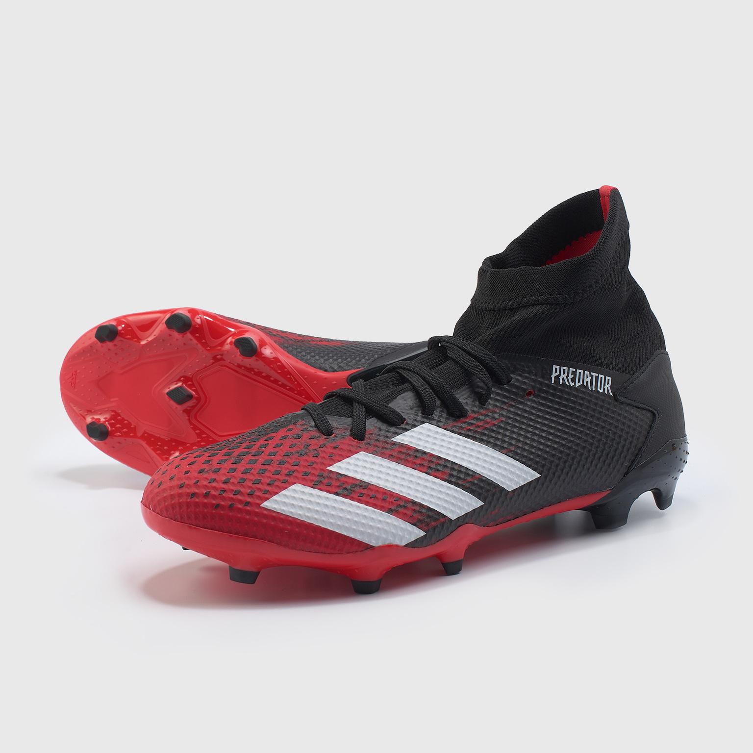 Бутсы Adidas Predator 20.3 FG EE9555 бутсы adidas predator 18 3 fg db2001