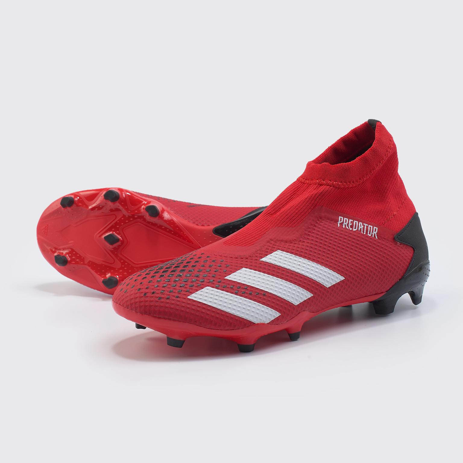 Бутсы Adidas Predator 20.3 LL FG EE9554 бутсы adidas predator 18 3 fg db2001