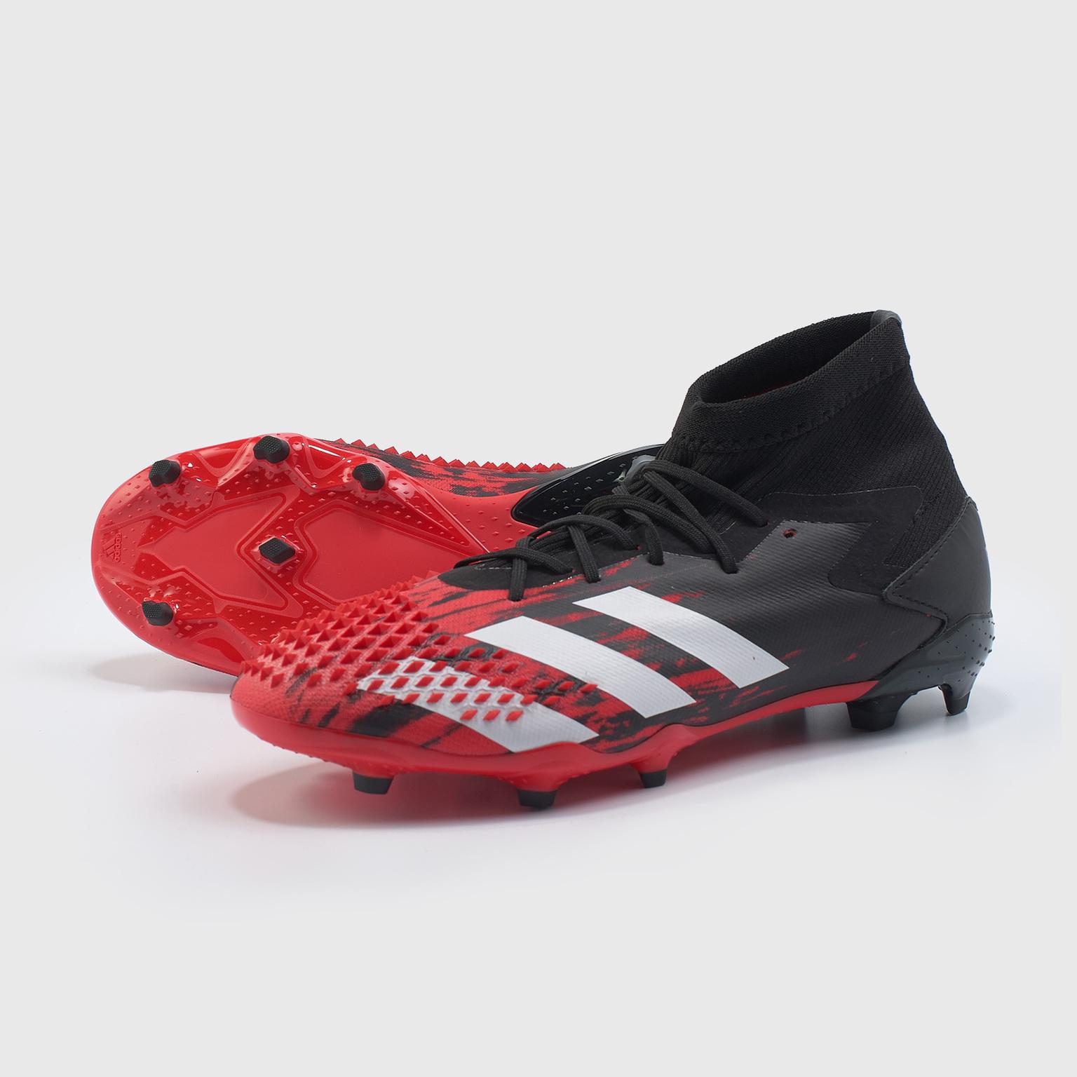 Бутсы детские Adidas Predator Mutator 20.1 FG EF1992 бутсы adidas predator 18 3 fg db2001
