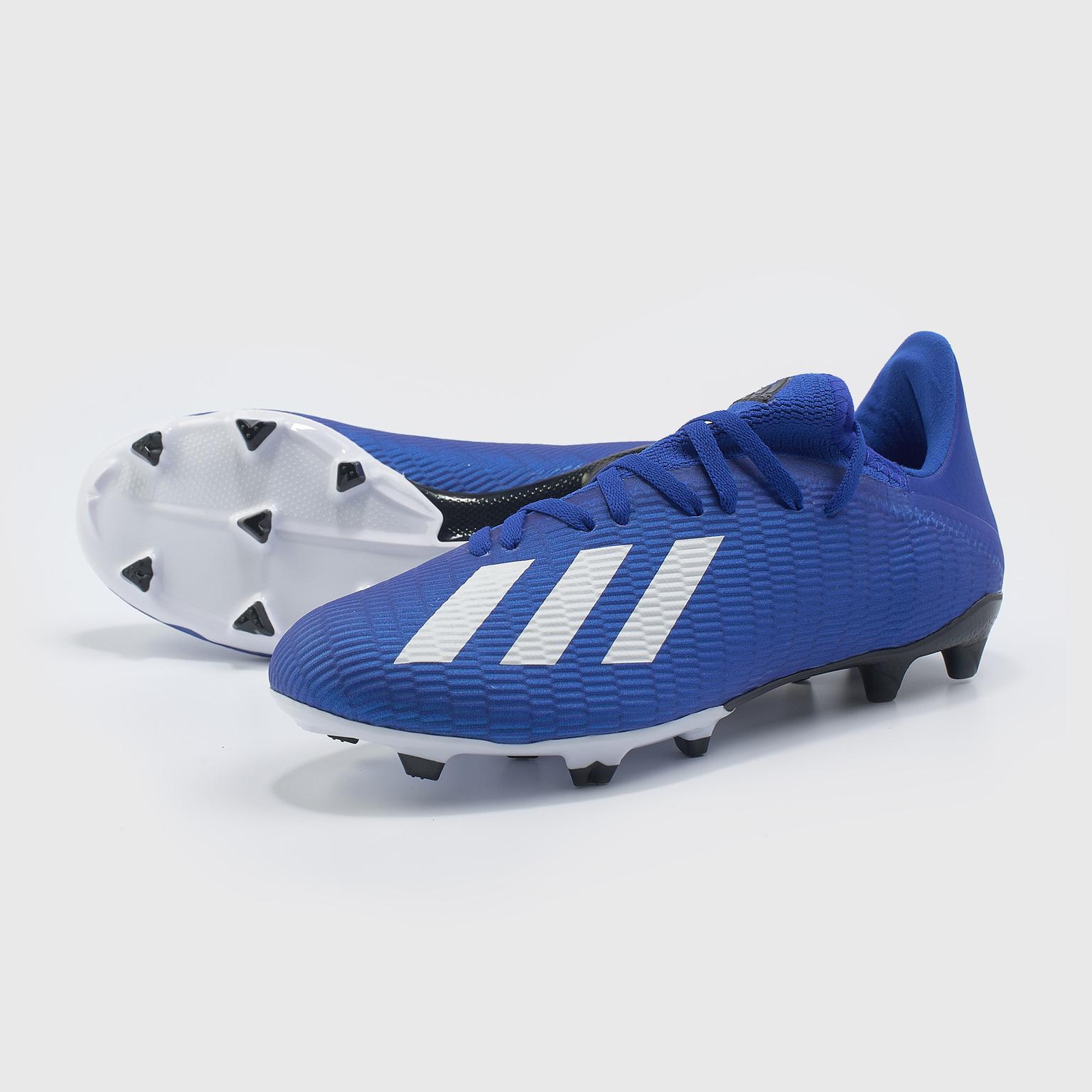 Бутсы Adidas X 19.3 FG EG7130