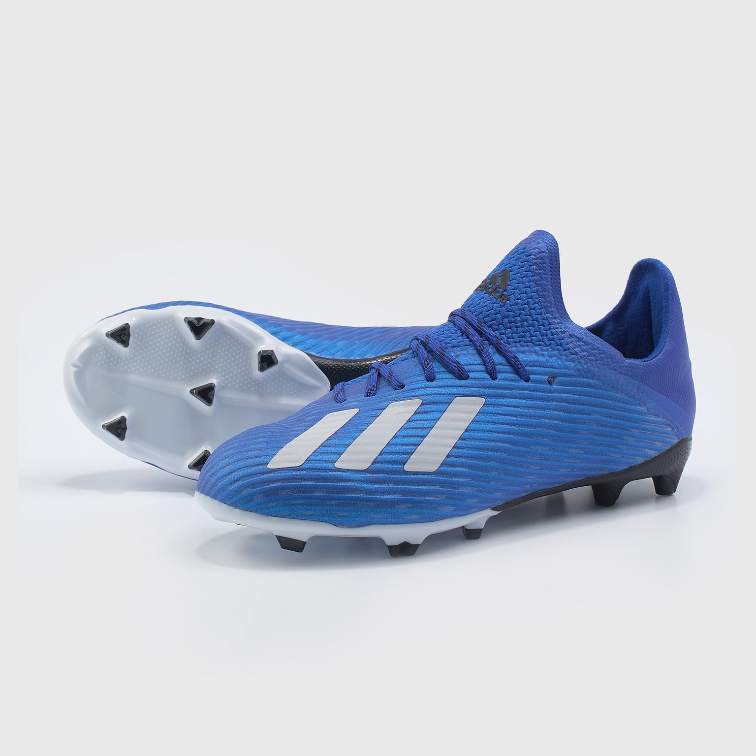 Бутсы детские Adidas X 19.1 FG EG7164