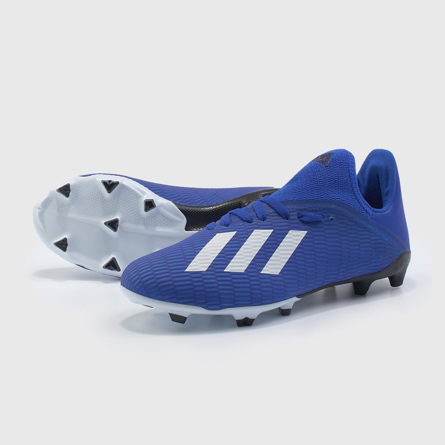Бутсы детские Adidas X 19.3 FG EG7152