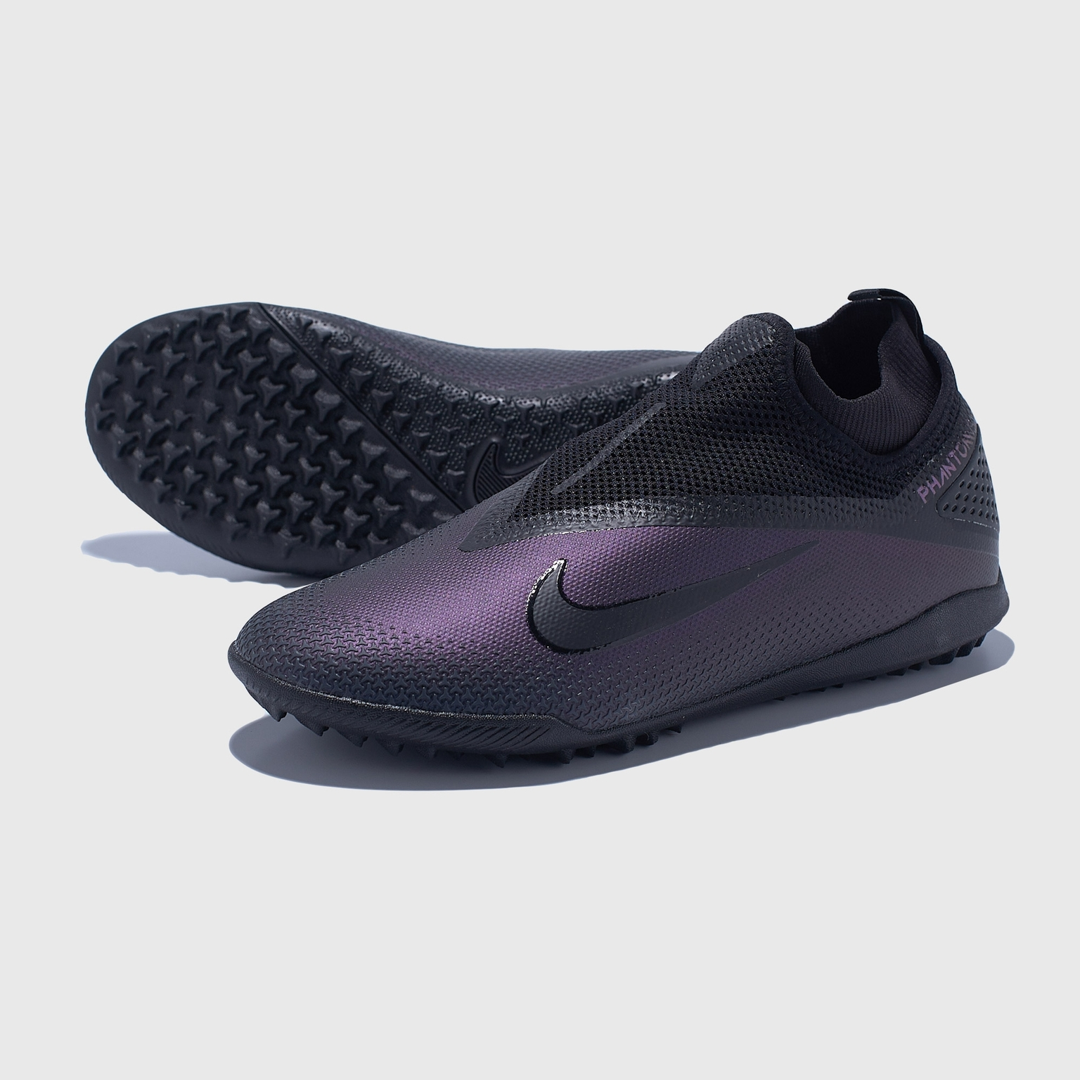 Шиповки Nike React Phantom Vision 2 Pro DF TF CD4174-010 шиповки nike nike ni464auaapu1