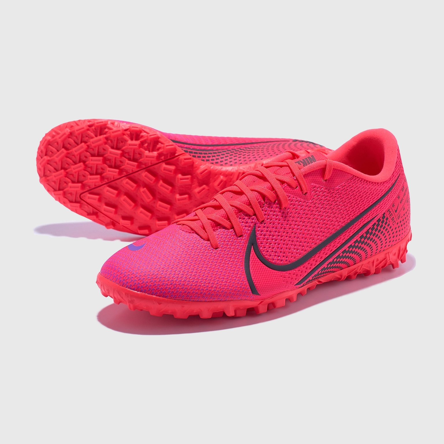Фото - Шиповки Nike Vapor 13 Academy TF AT7996-606 шиповки детские nike vapor 13 academy neymar tf at8144 104