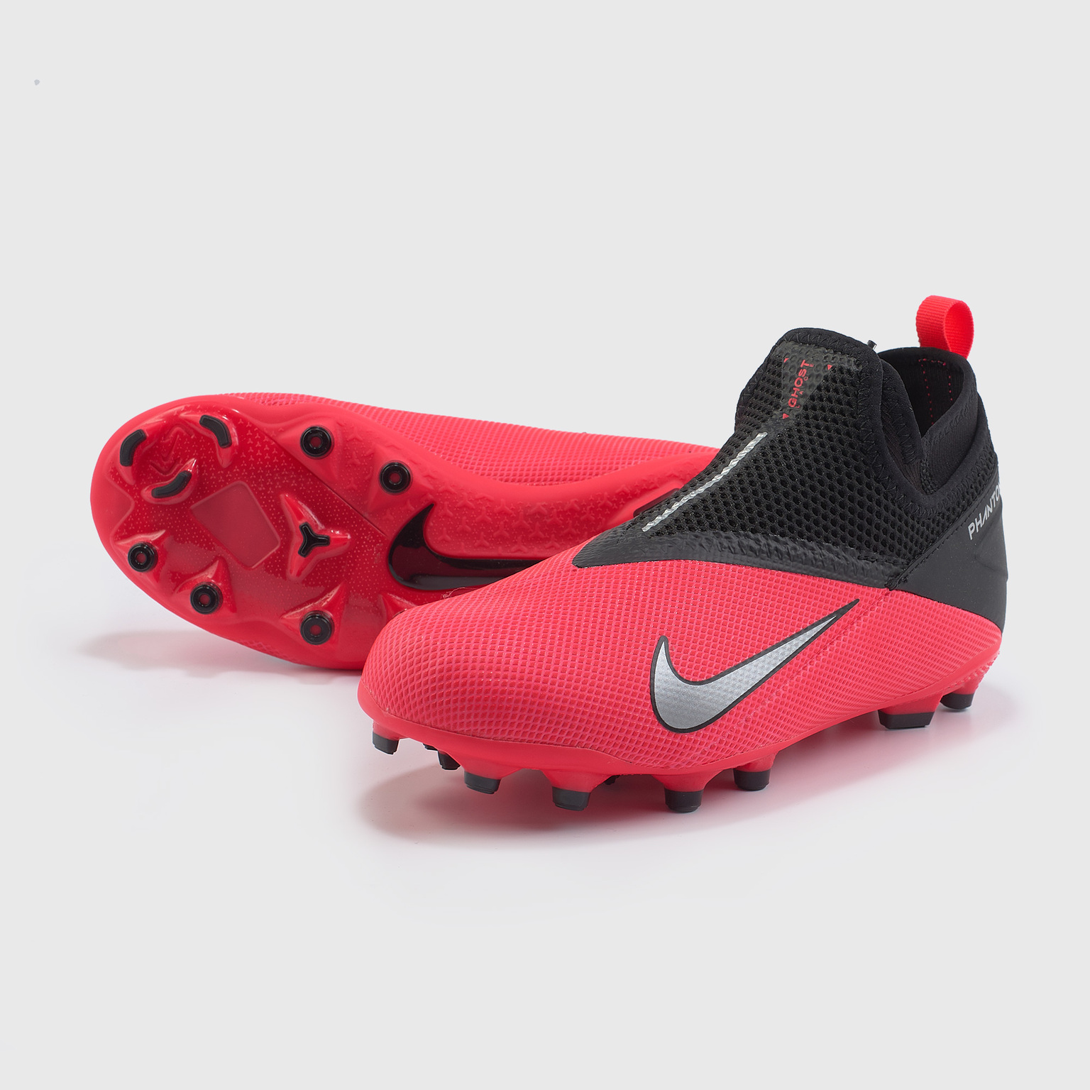 Бутсы детские Nike Phantom Vision 2 Academy DF FG/MG CD4059-606 бутсы nike phantom vision 2 pro df fg cd4162 606