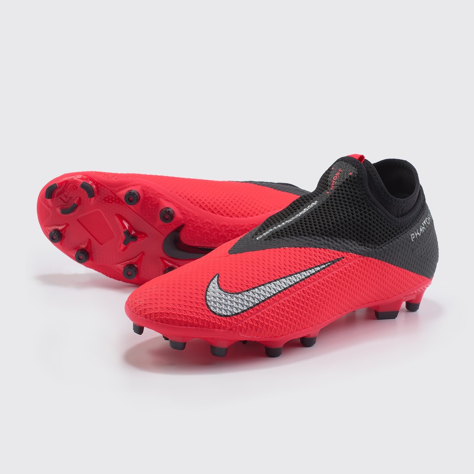 Бутсы Nike Phantom Vision 2 Academy DF FG/MG CD4156-606 шиповки детские nike phantom vision 2 academy df tf cd4078 606