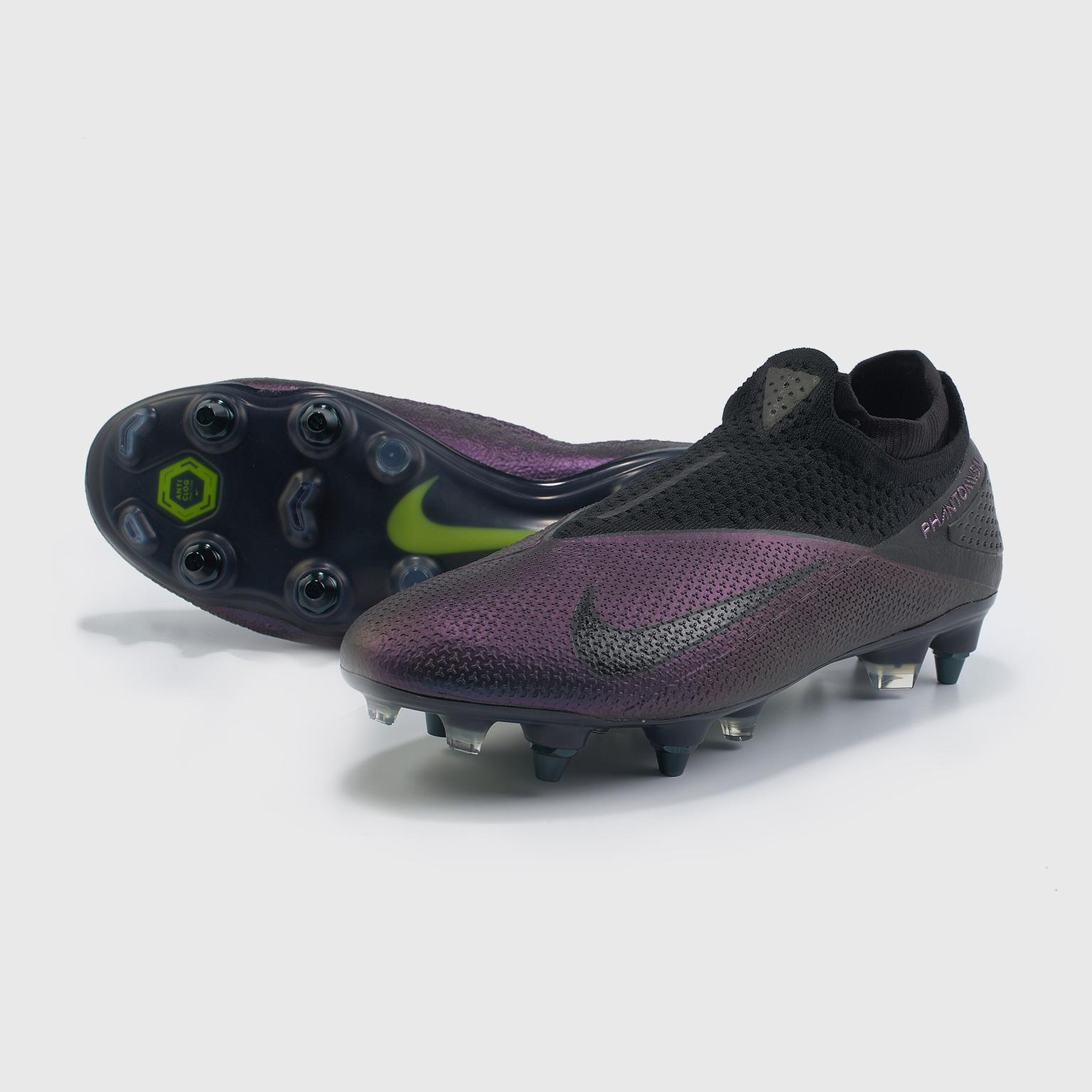 Бутсы Nike Pnantom Vision 2 Elite DF SG-Pro AC CD4163-010 бутсы nike nike ni464akfnpd1