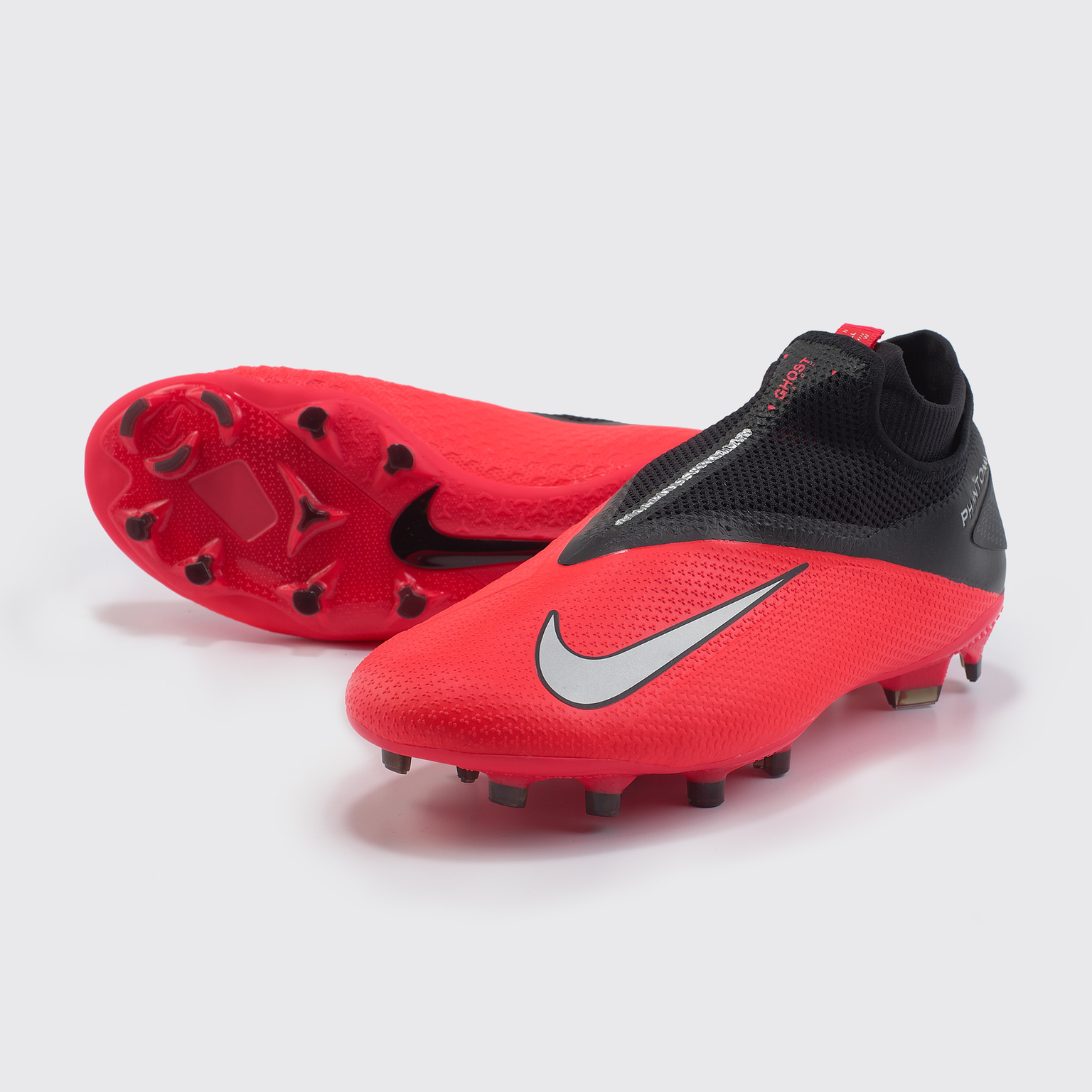 Бутсы Nike Phantom Vision 2 Pro DF FG CD4162-606 бутсы nike phantom vision 2 pro df fg cd4162 606