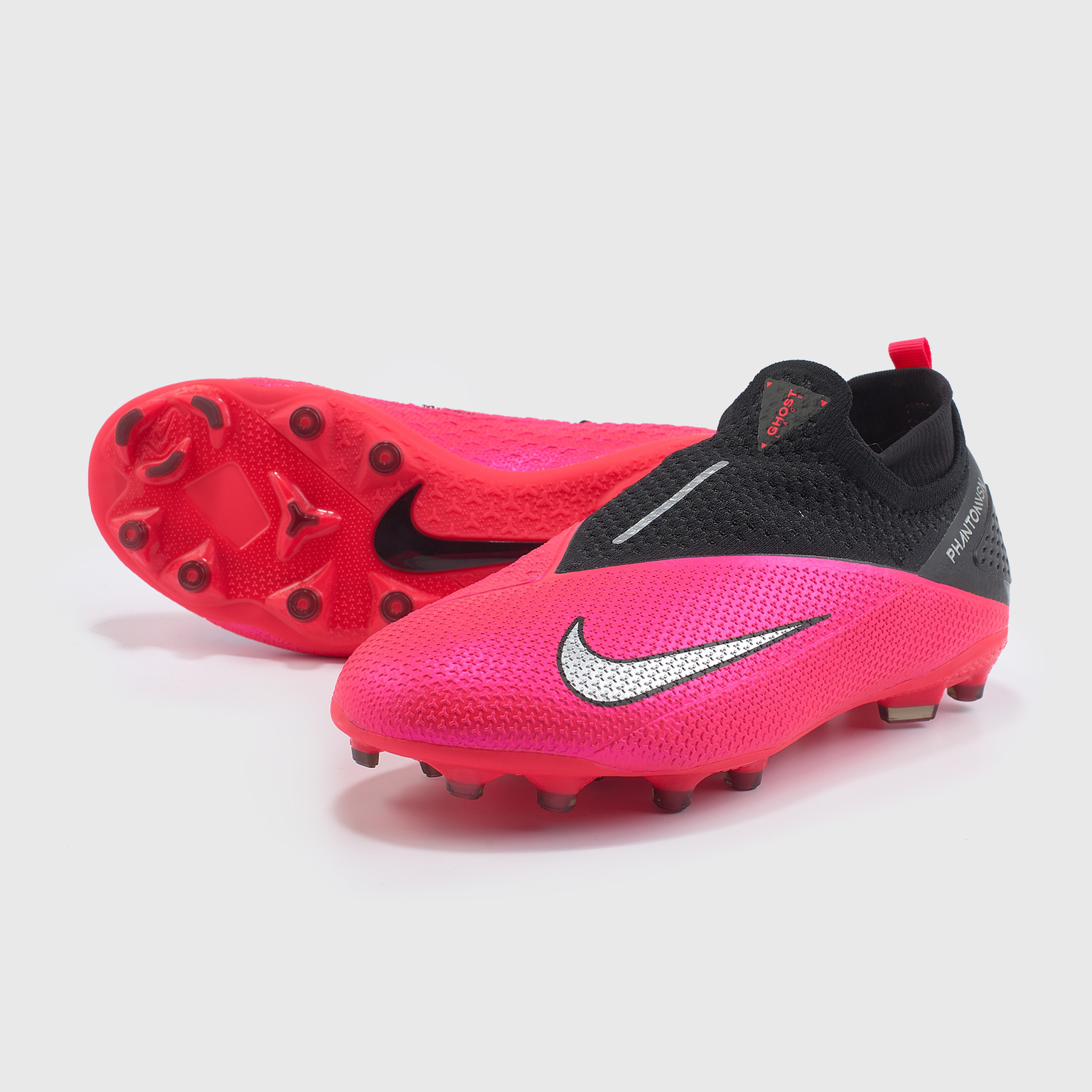 Бутсы детские Nike Phantom Vision 2 Elite DF FG/MG CD4062-606 бутсы nike phantom vision 2 pro df fg cd4162 606