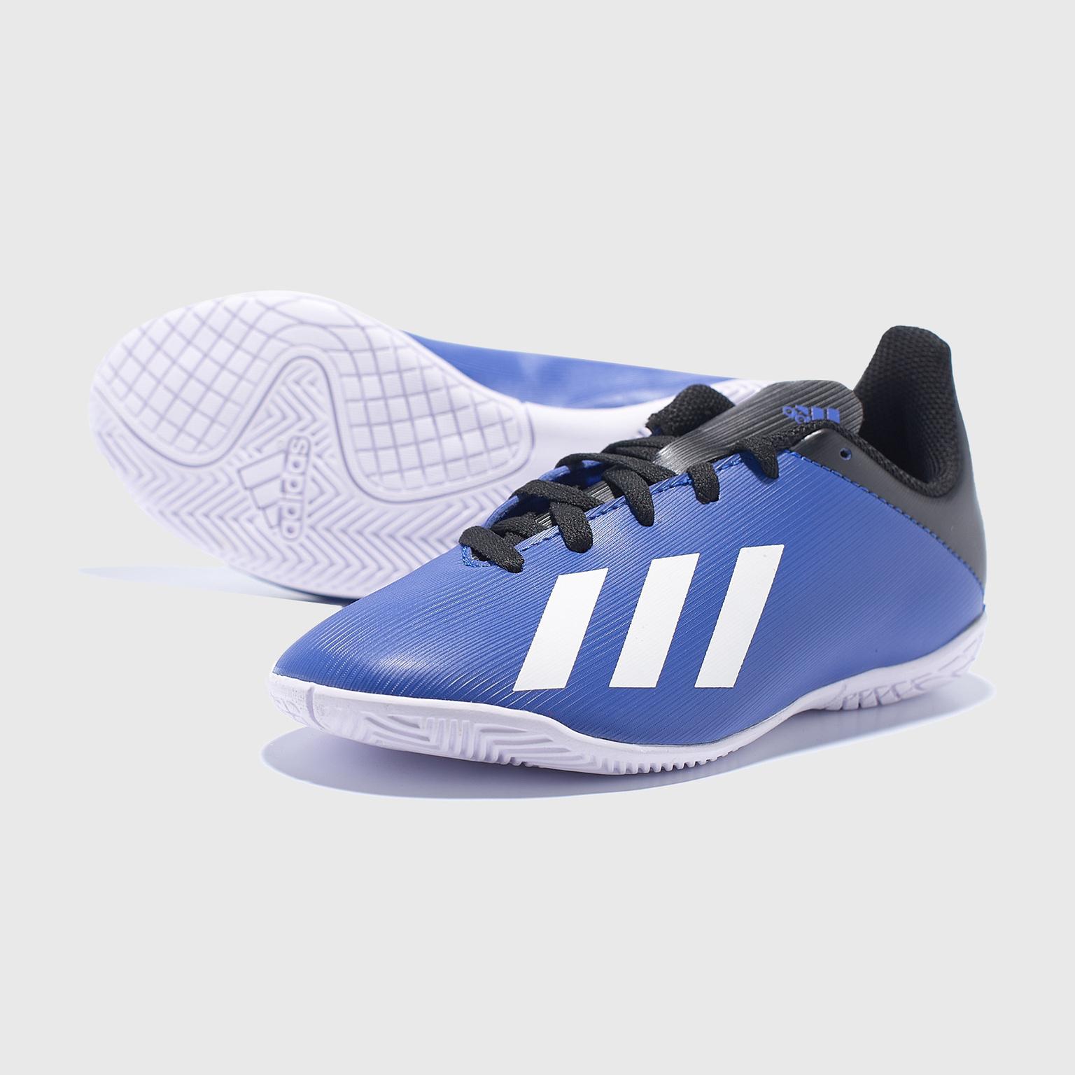 Футзалки детские Adidas X 19.4 IN EF1623