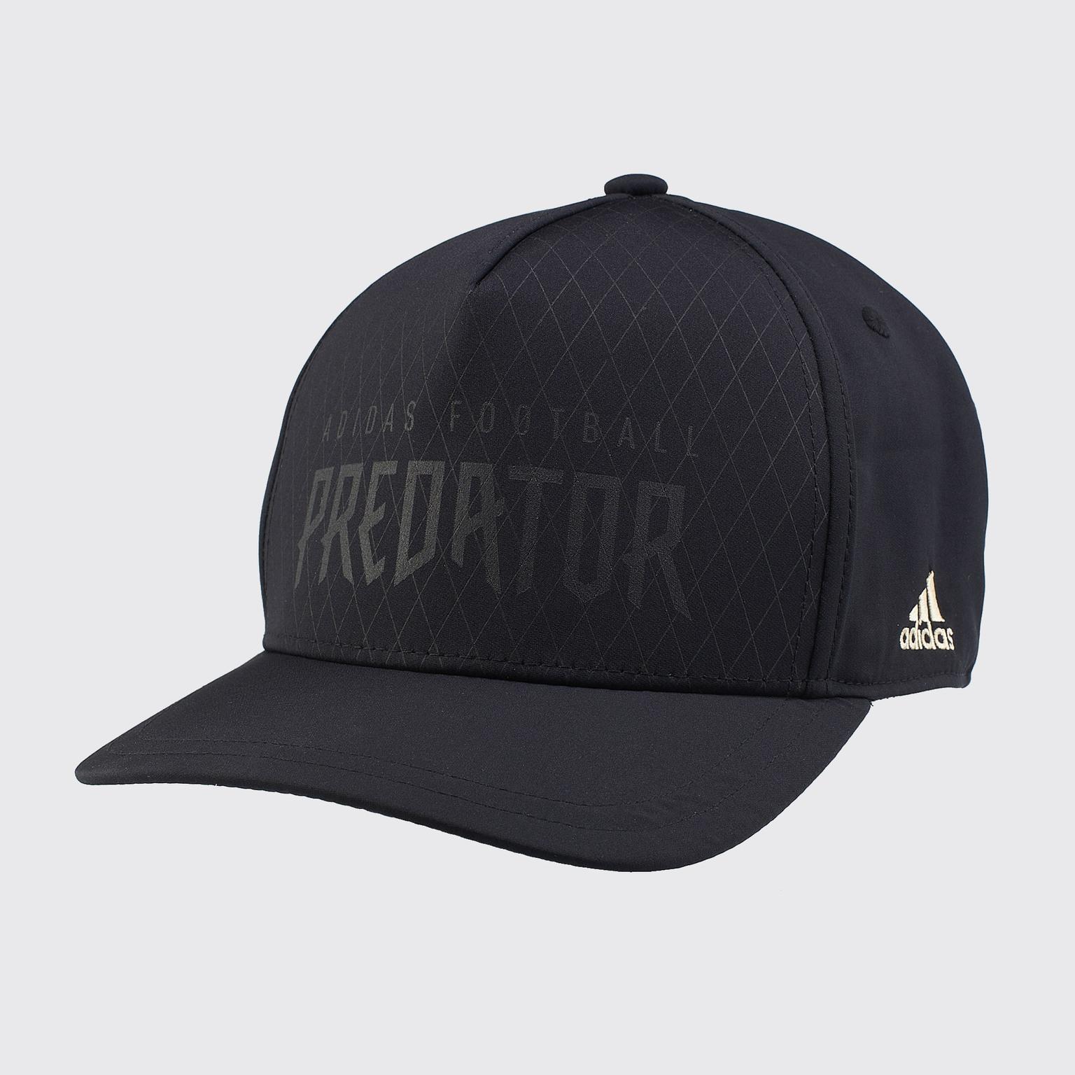 Бейсболка Adidas Predator FI9344 бейсболка adidas adidas ad002cualsk5