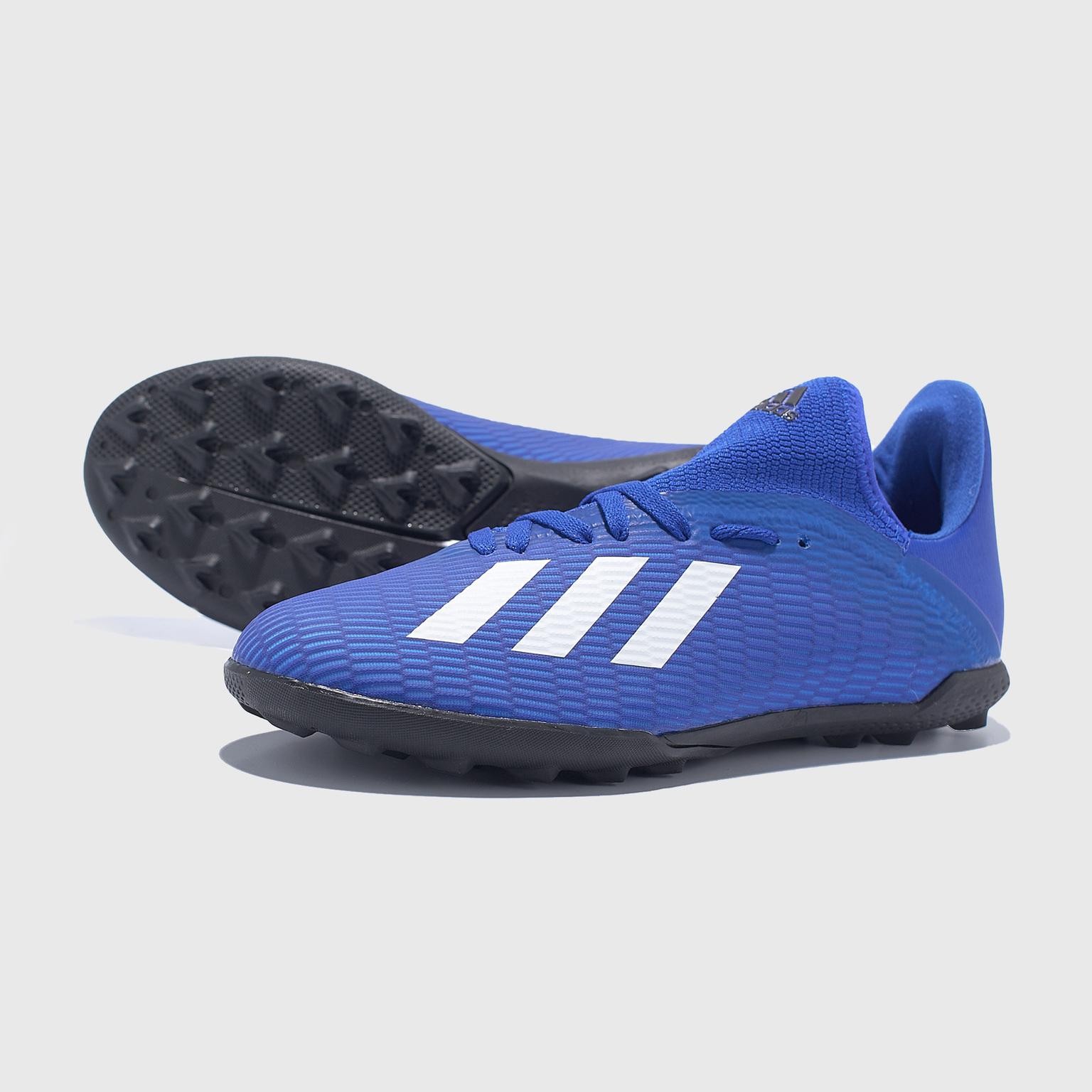 Шиповки детские Adidas X 19.3 TF EG7172