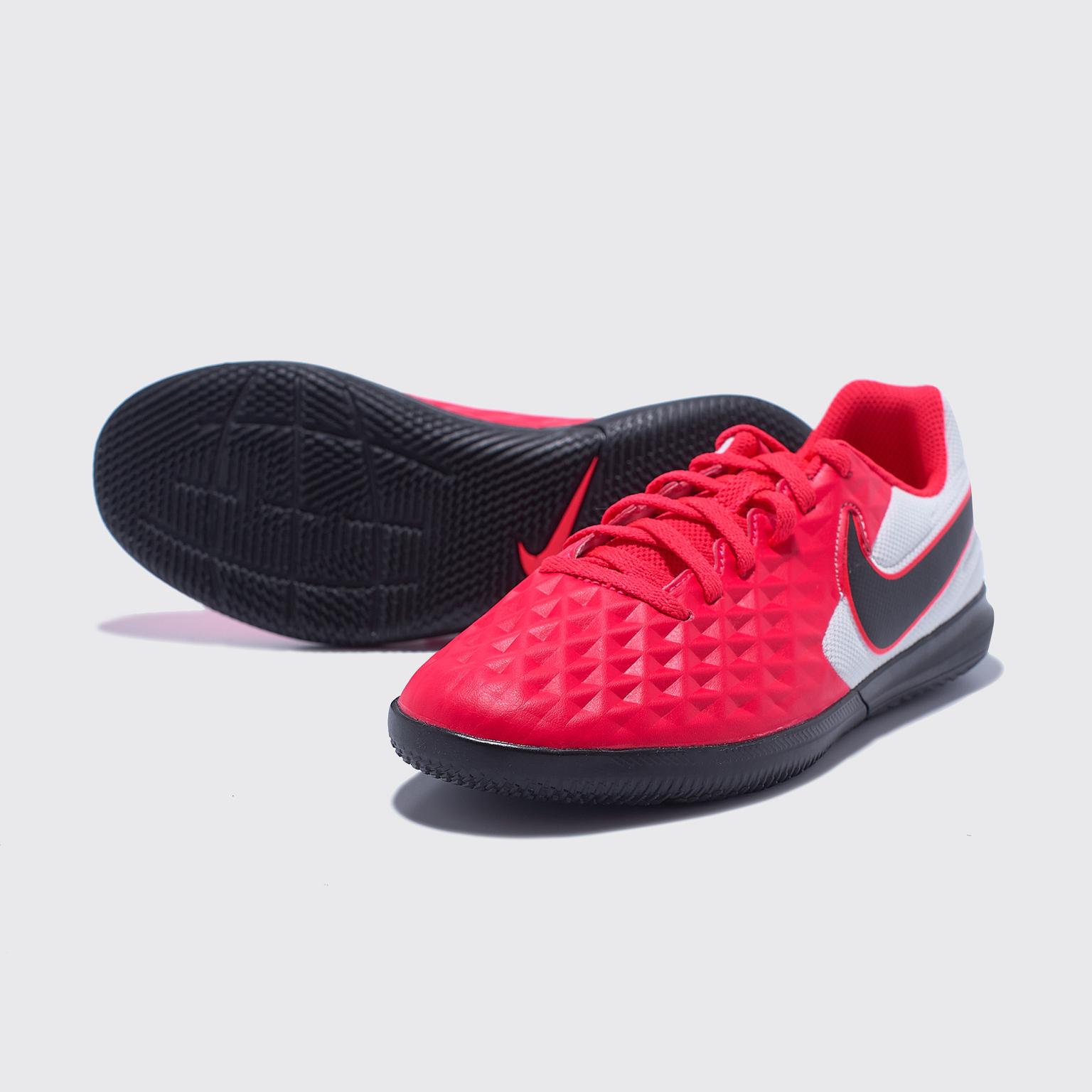 Футзалки детские Nike Legend 8 Club IC AT5882-606