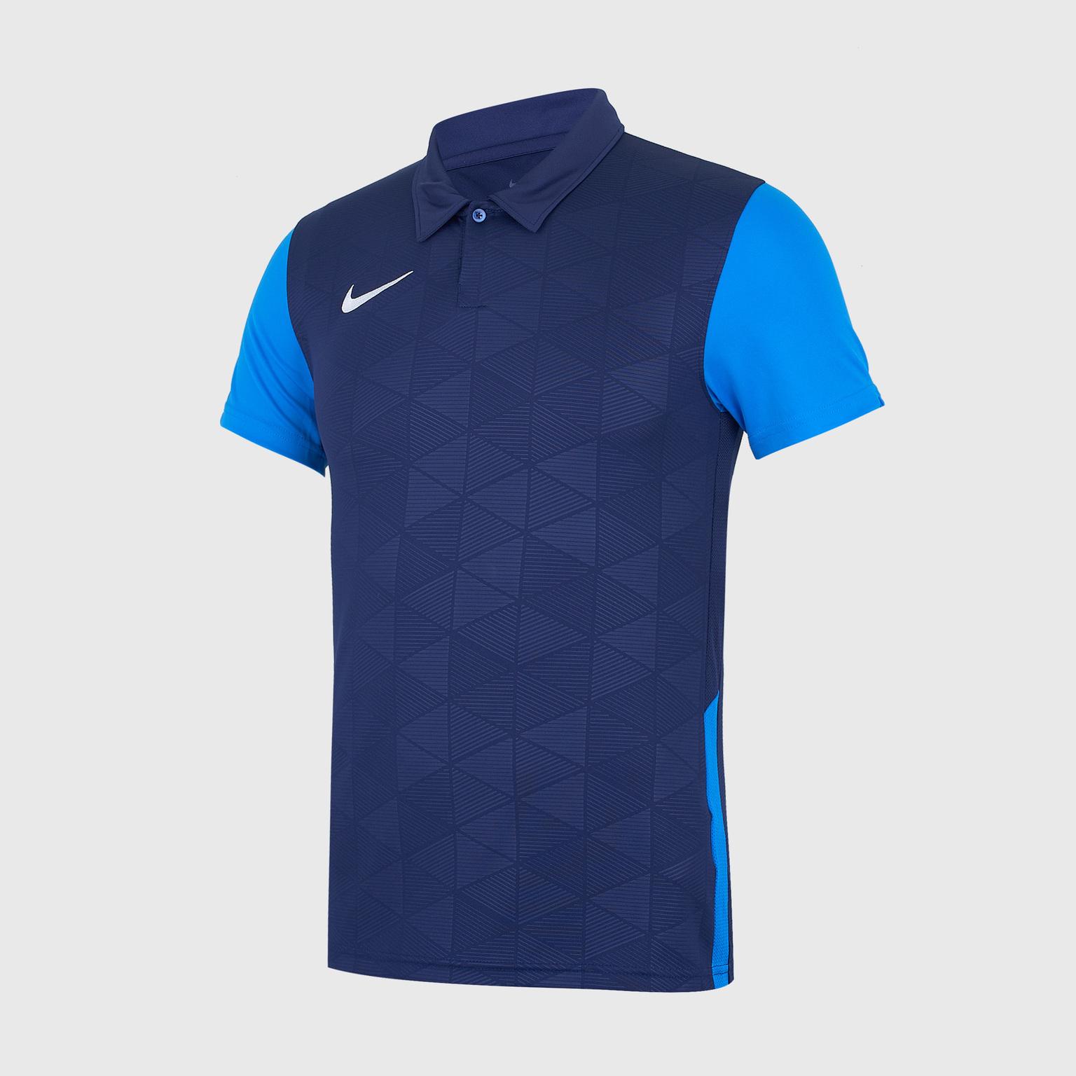 Футболка игровая Nike Trophy IV BV6725-410 футболка игровая nike trophy iv bv6725 413