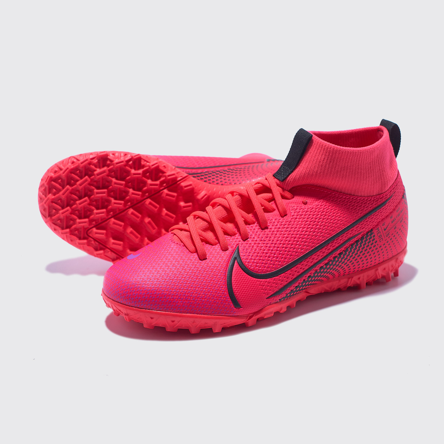 Шиповки детские Nike Superfly 7 Academy TF AT8143-606 шиповки детские nike legend 8 academy tf at5736 606