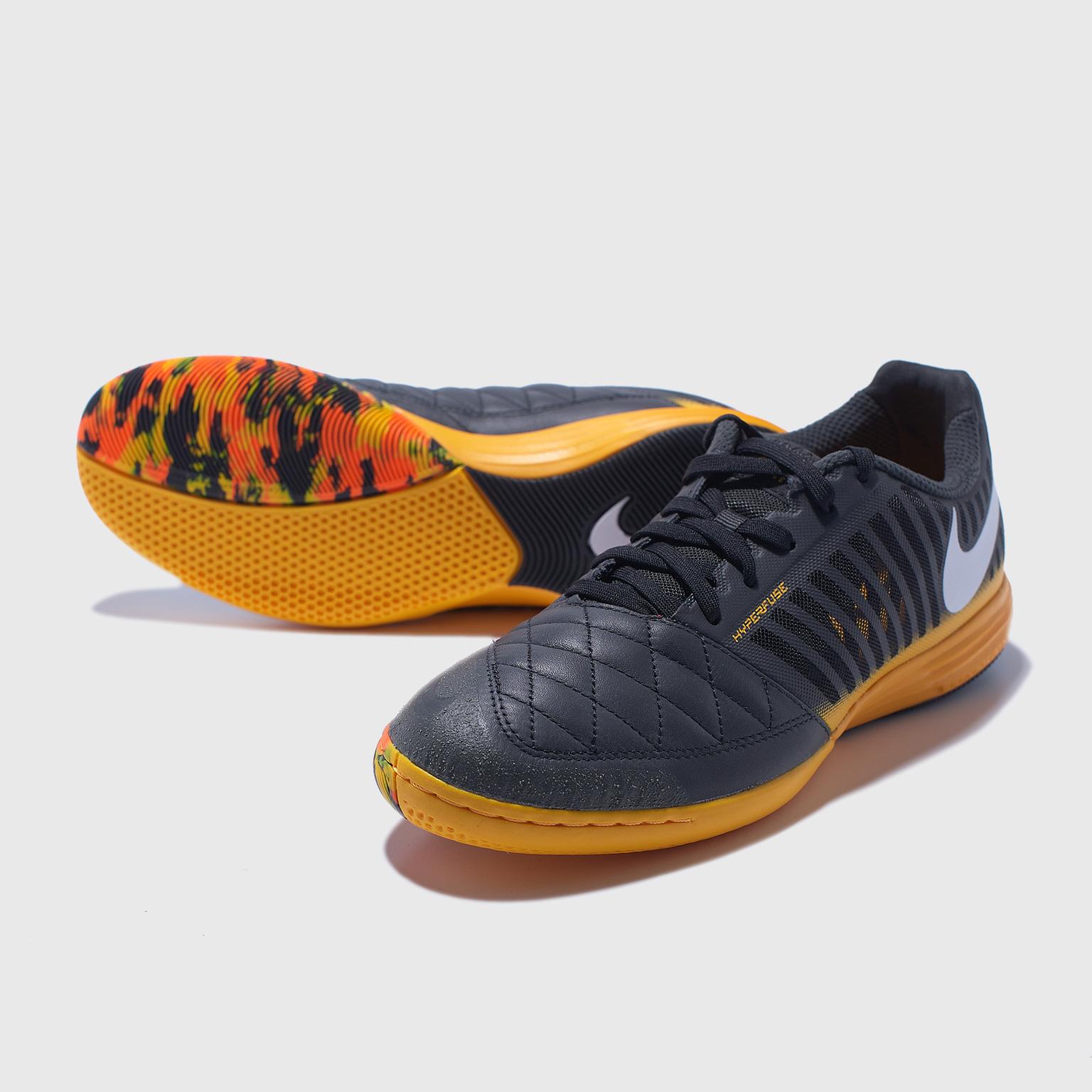 Футзалки Nike LunarGato II 580456-018 цена 2017
