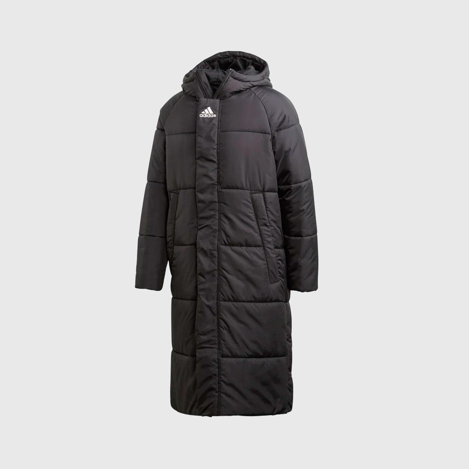 Куртка утепленная Adidas Big Baffle Long DZ1436