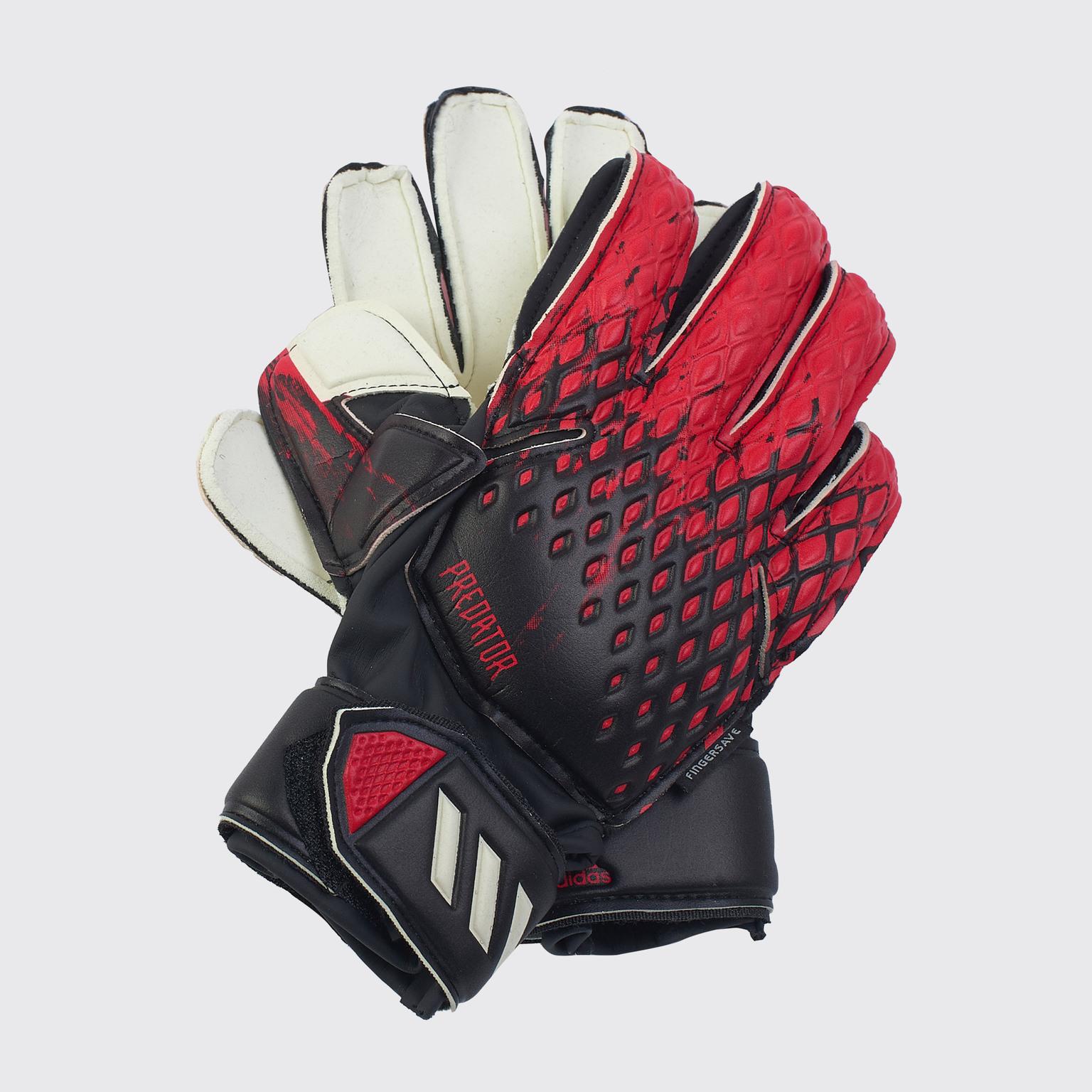 Перчатки вратарские детские Adidas Predator Match FS FH7289