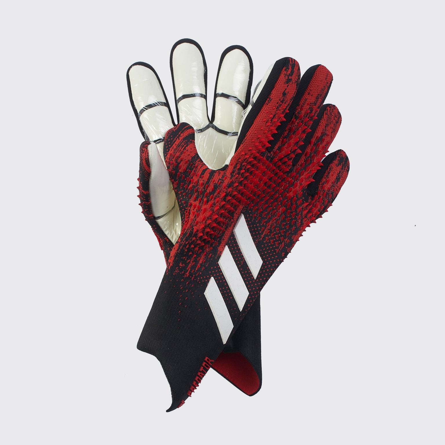 Перчатки вратарские Adidas Predator Pro FH7288 перчатки вратарские alphakeepers pro roll extreme p5 1465 010