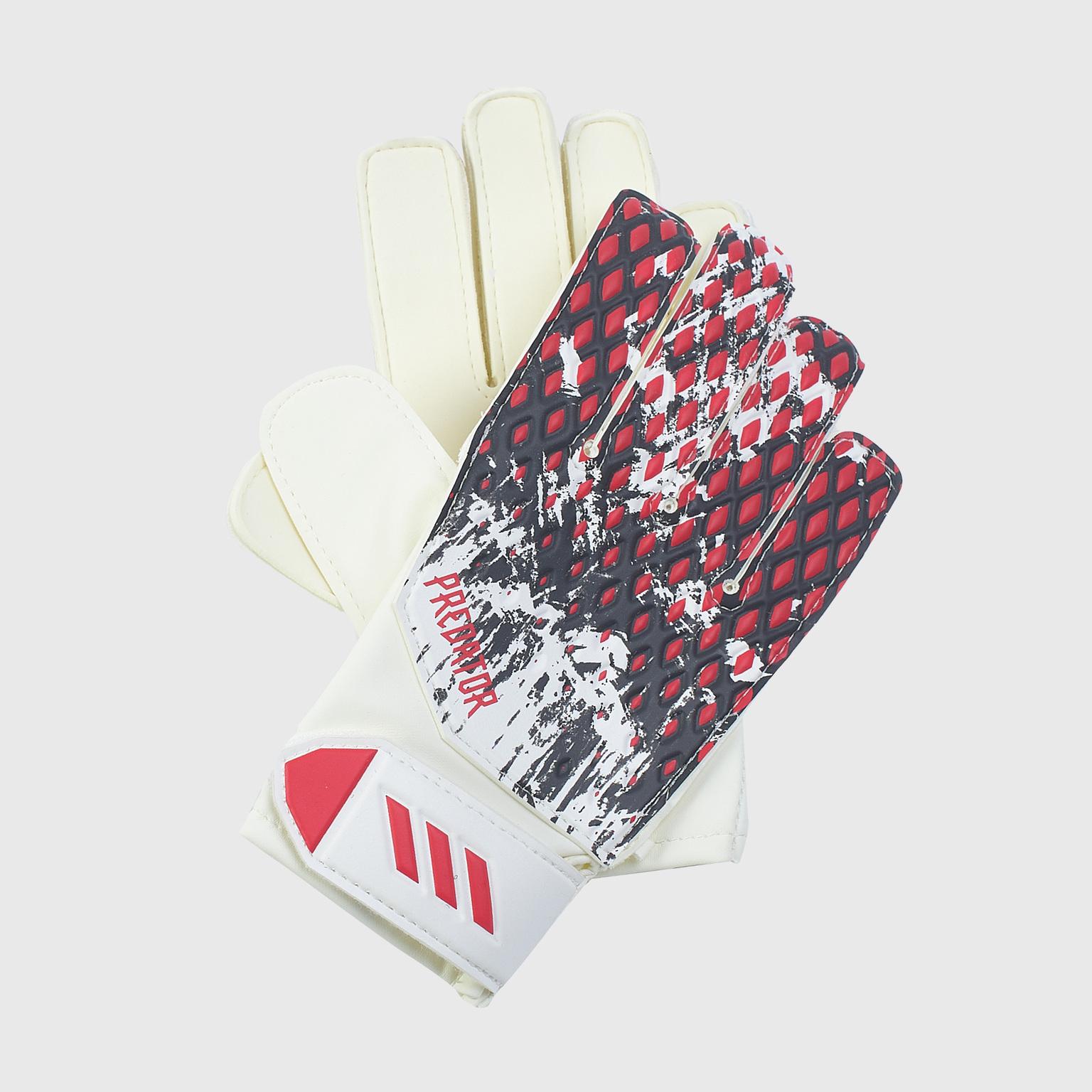 Перчатки вратарские детские Adidas Predator Training Manuel Neuer FR8372