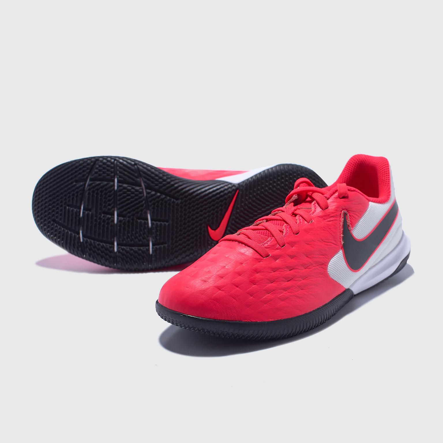 Футзалки детские Nike Legend 8 Academy IC AT5735-606 футзалки детские nike legend 8 academy ic at5735 606
