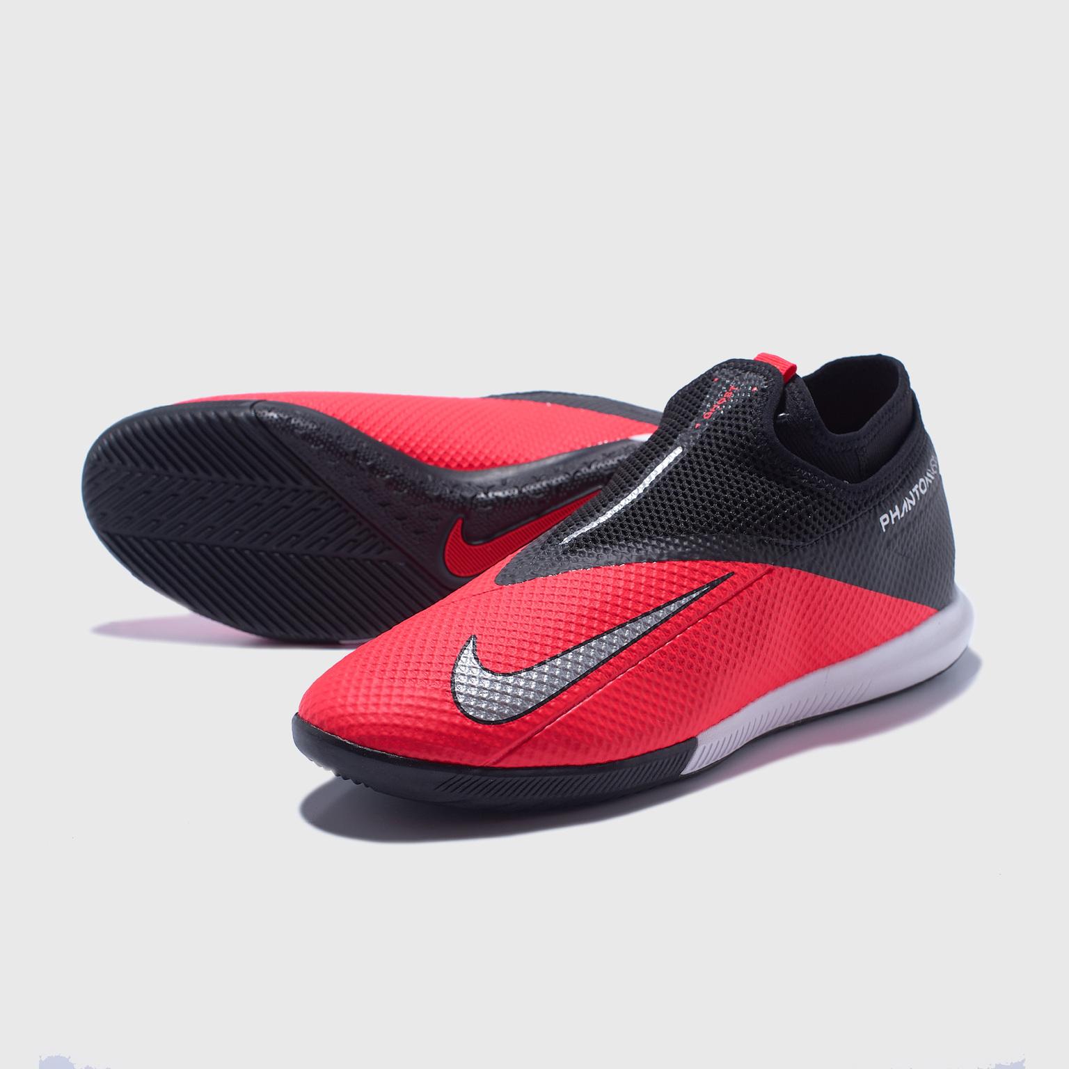 Футзалки Nike Phantom Vision 2 Academy DF IC CD4168-606 шиповки детские nike phantom vision 2 academy df tf cd4078 606