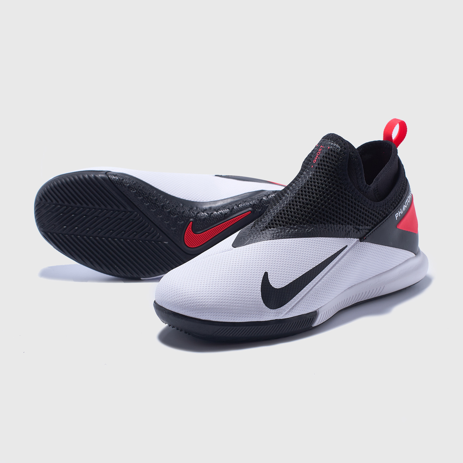 Футзалки детские Nike Phantom Vision 2 Academy DF IC CD4071-106 футзалки nike superflyx 6 academy ic ah7369 701