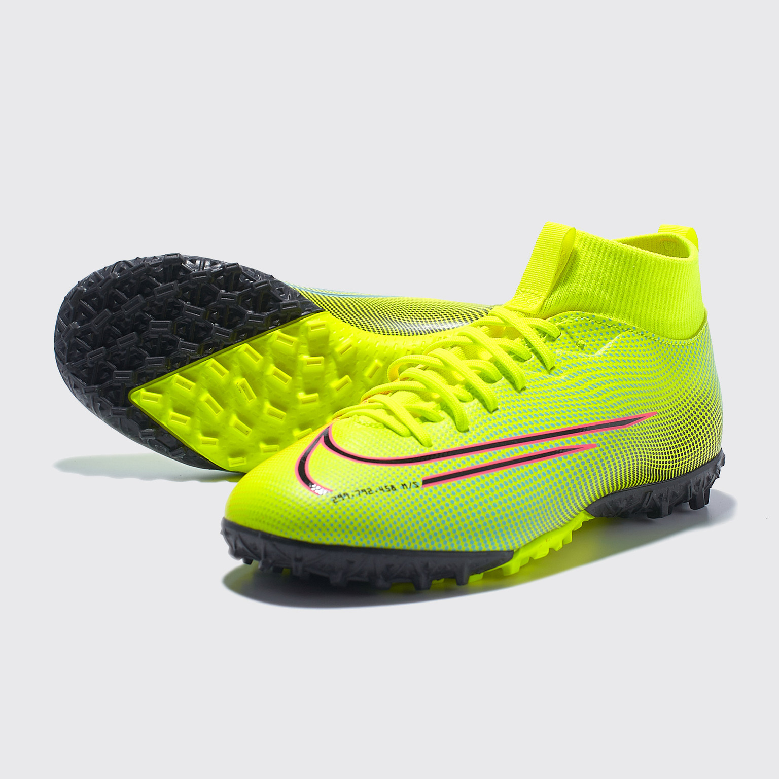 Шиповки детские Nike Superfly 7 Academy MDS TF BQ5407-703 шиповки nike nike ni464auaapu1