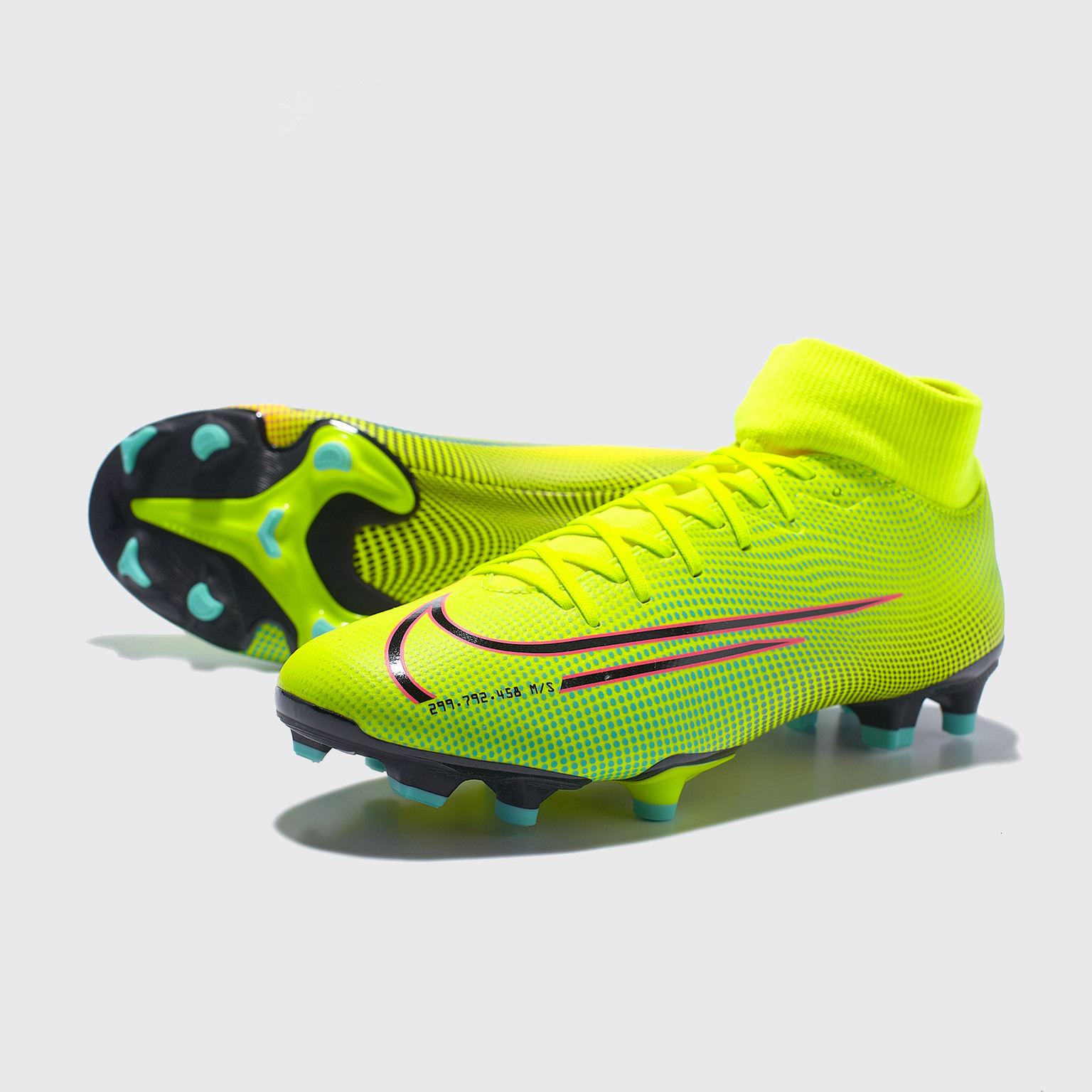 Бутсы Nike Superfly 7 Academy MDS FG/MG BQ5427-703 бутсы nike superfly 6 club fg mg ah7363 001