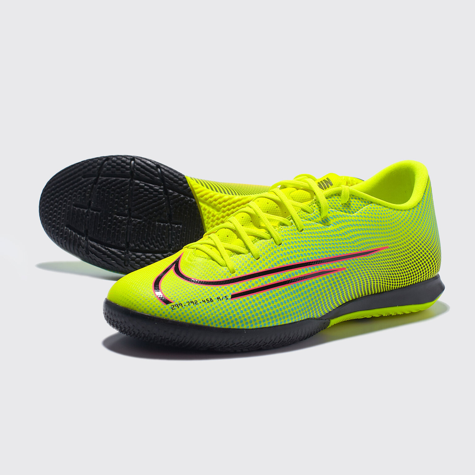 Футзалки Nike Vapor 13 Academy MDS IC CJ1300-703 футзалки nike superflyx 6 academy ic ah7369 701