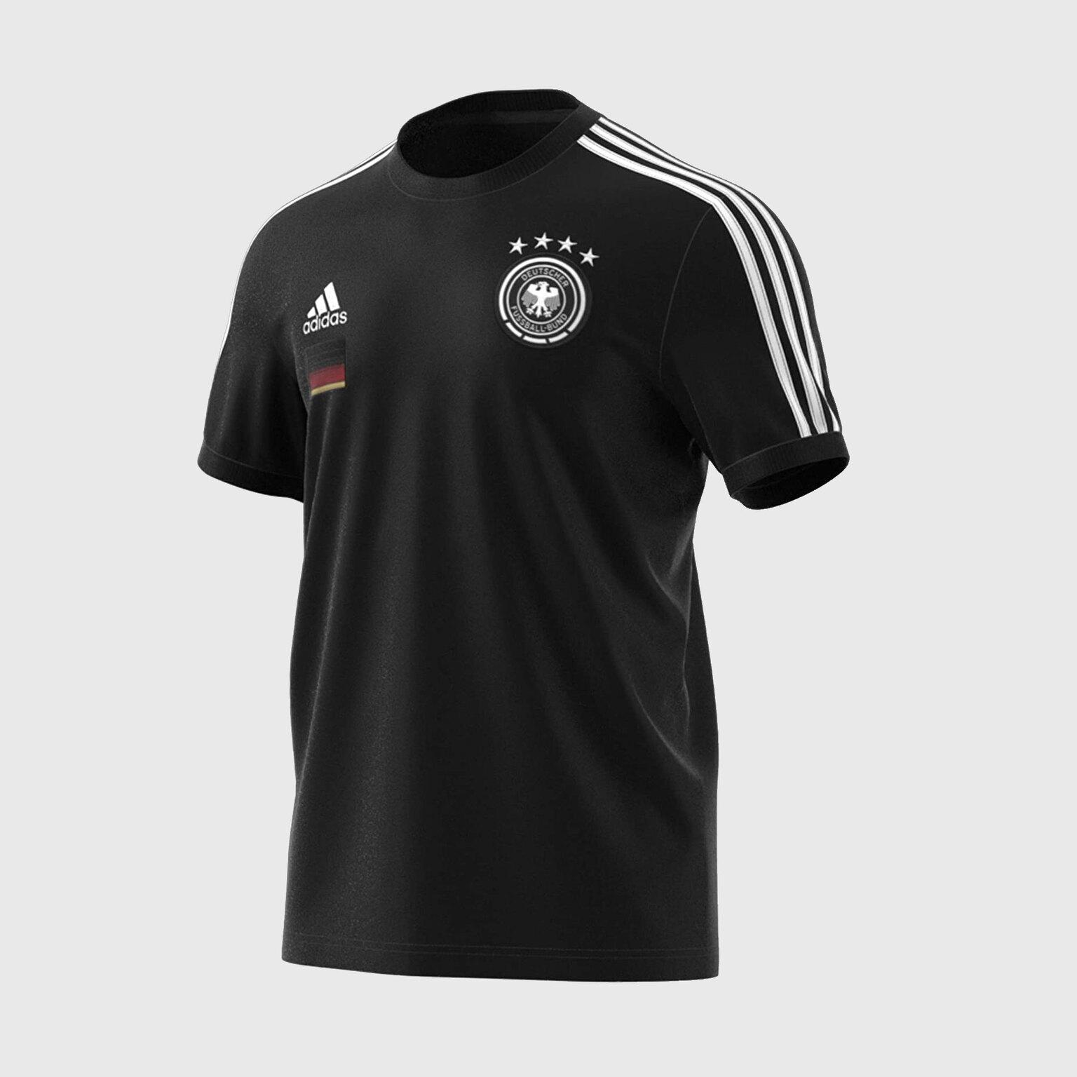 Футболка хлопковая Adidas сборной Германии FI1461