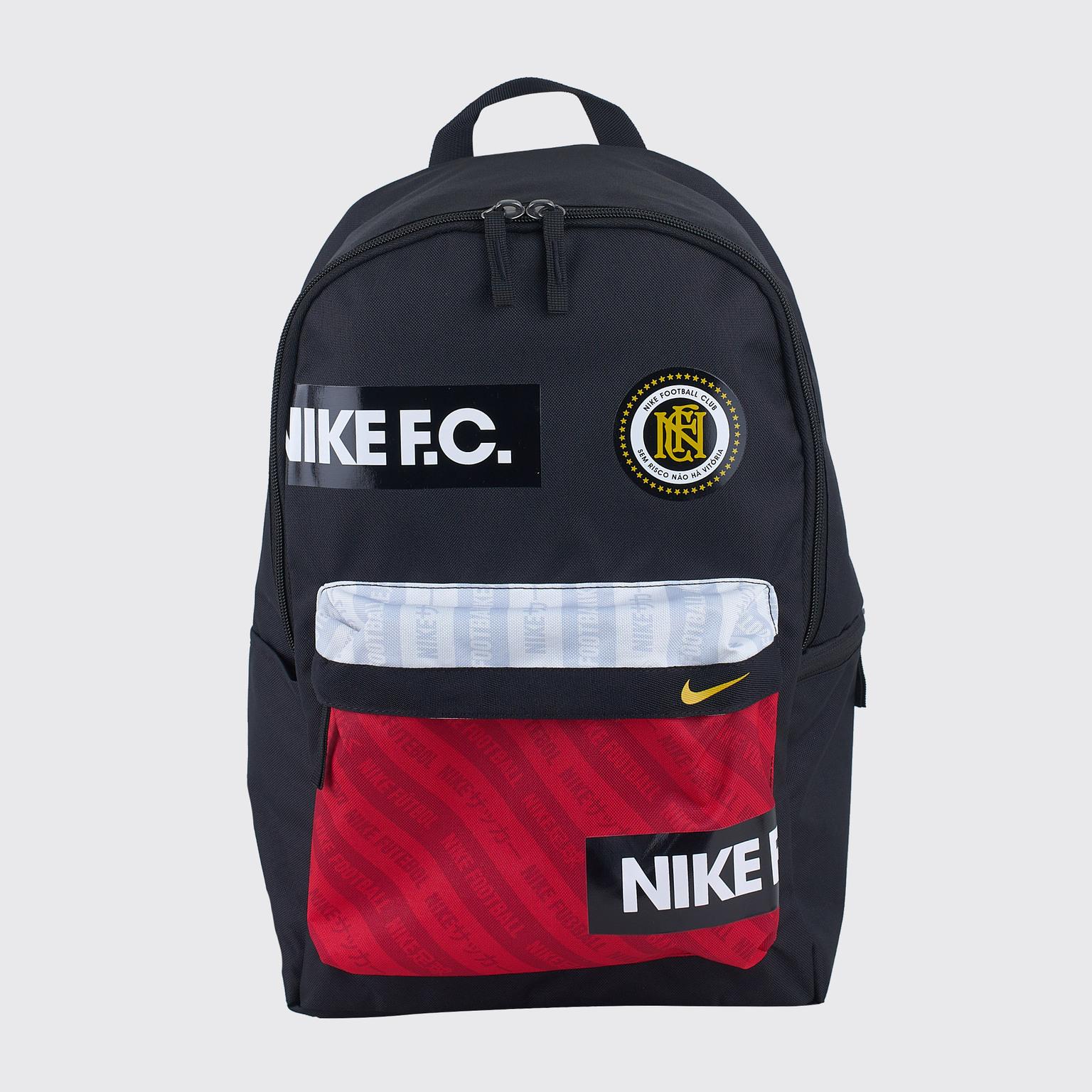 Рюкзак Nike F.C. BA6159-010 рюкзак nike nike ni464bghusy0