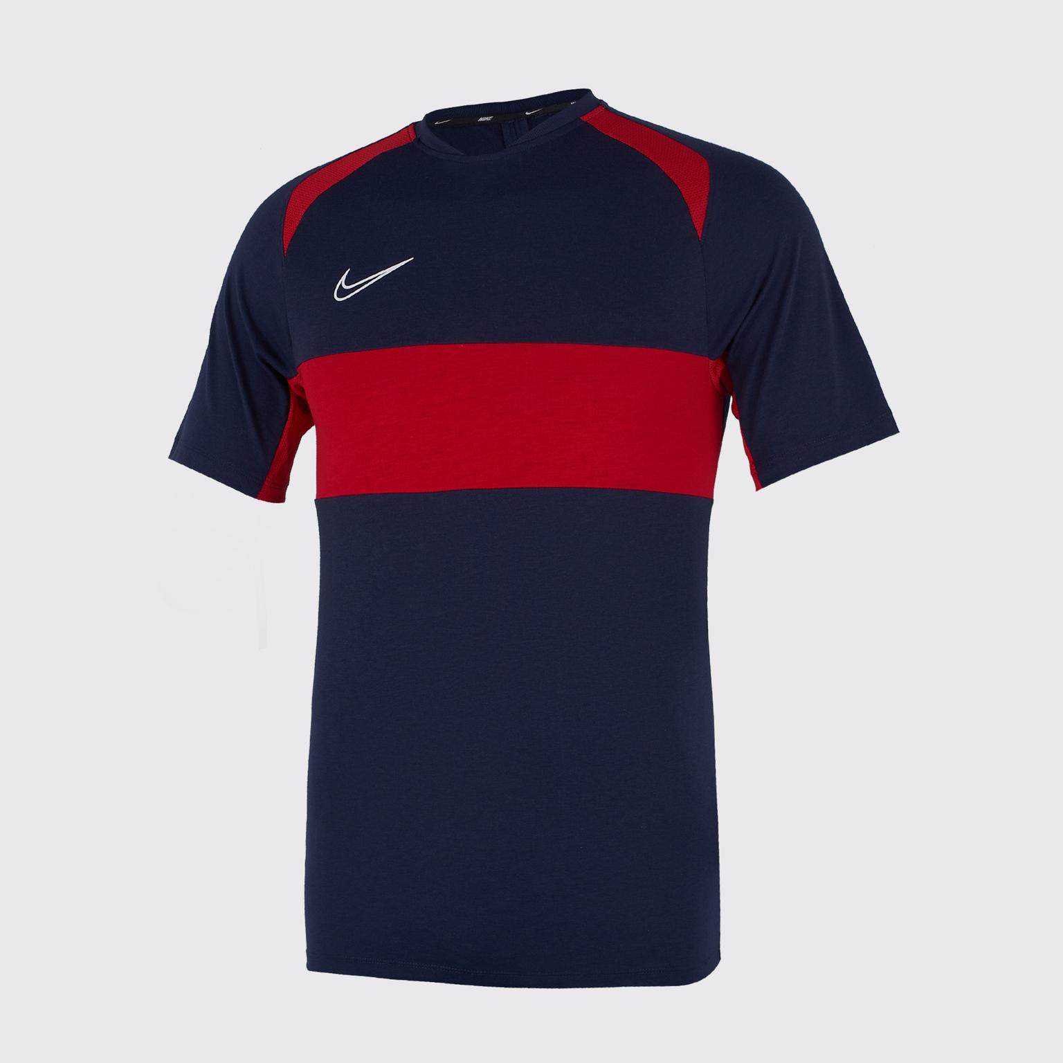 Футболка тренировочная Nike Dry Academy Top BQ7352-452 цена 2017