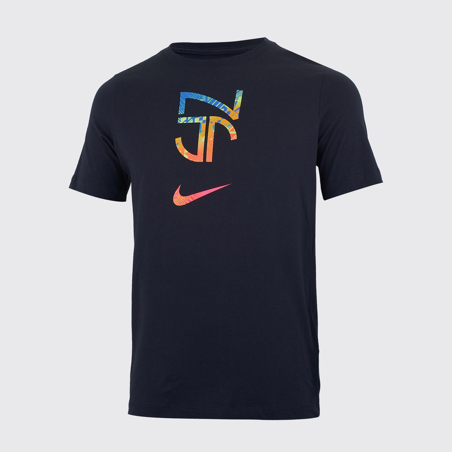 Футболка подростковая Nike Neymar Tee Hero CD0174-010 футболка подростковая nike team club blend tee 658494 451
