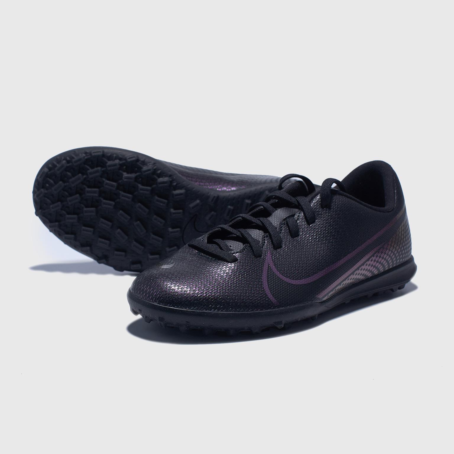 Фото - Шиповки детские Nike Vapor 13 Club TF AT8177-010 шиповки детские nike vapor 13 academy neymar tf at8144 104