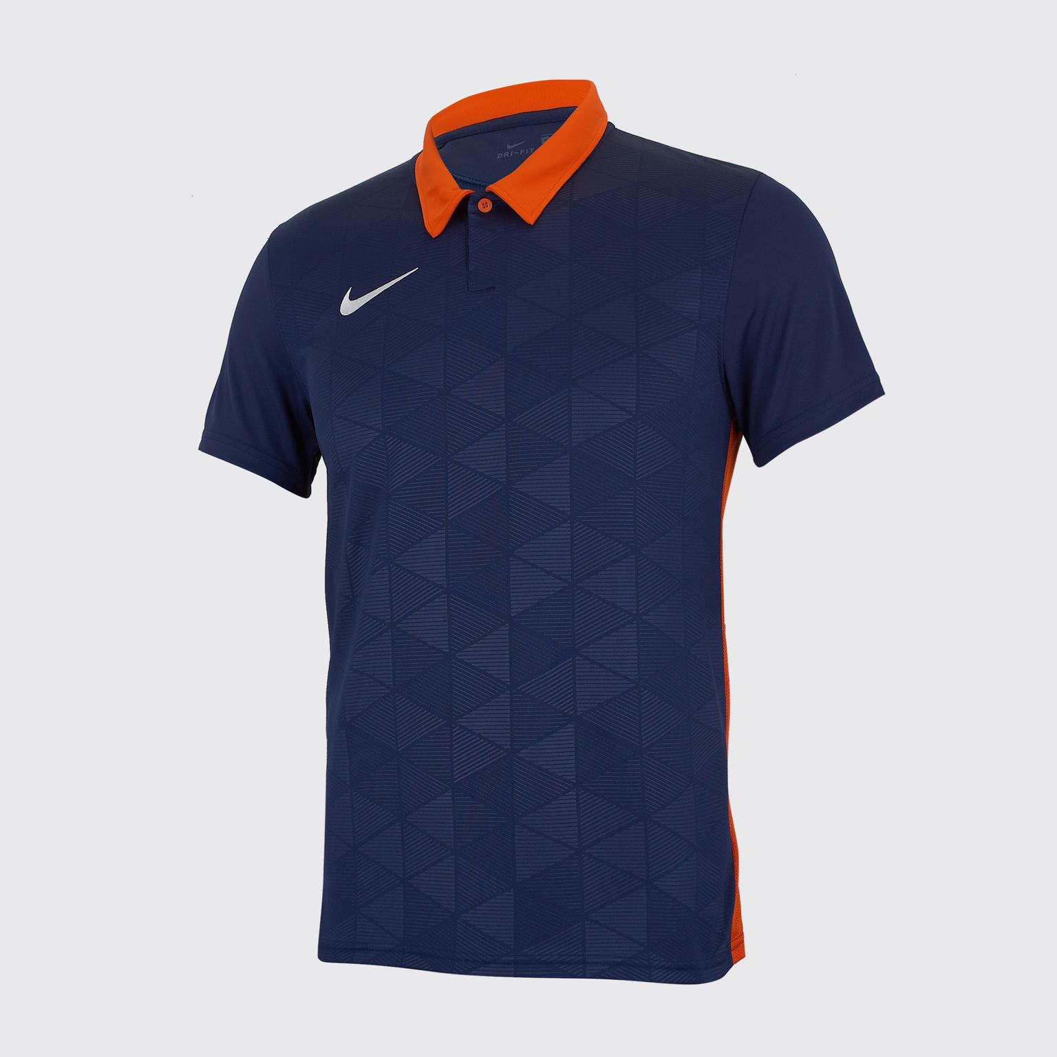 Футболка игровая Nike Trophy IV BV6725-413 футболка игровая nike trophy iv bv6725 413
